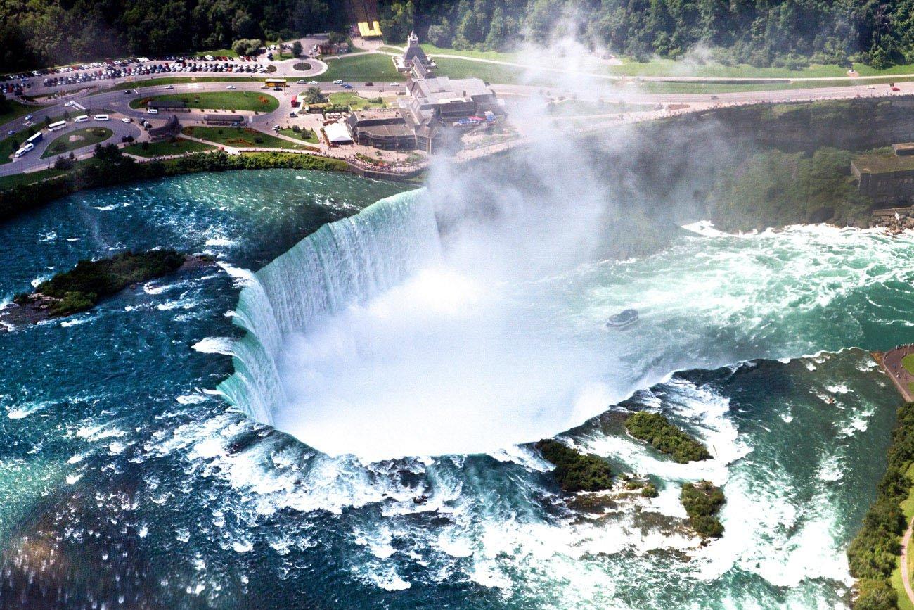 ниагара, водопад, америка, канада, Артем Верхогляд