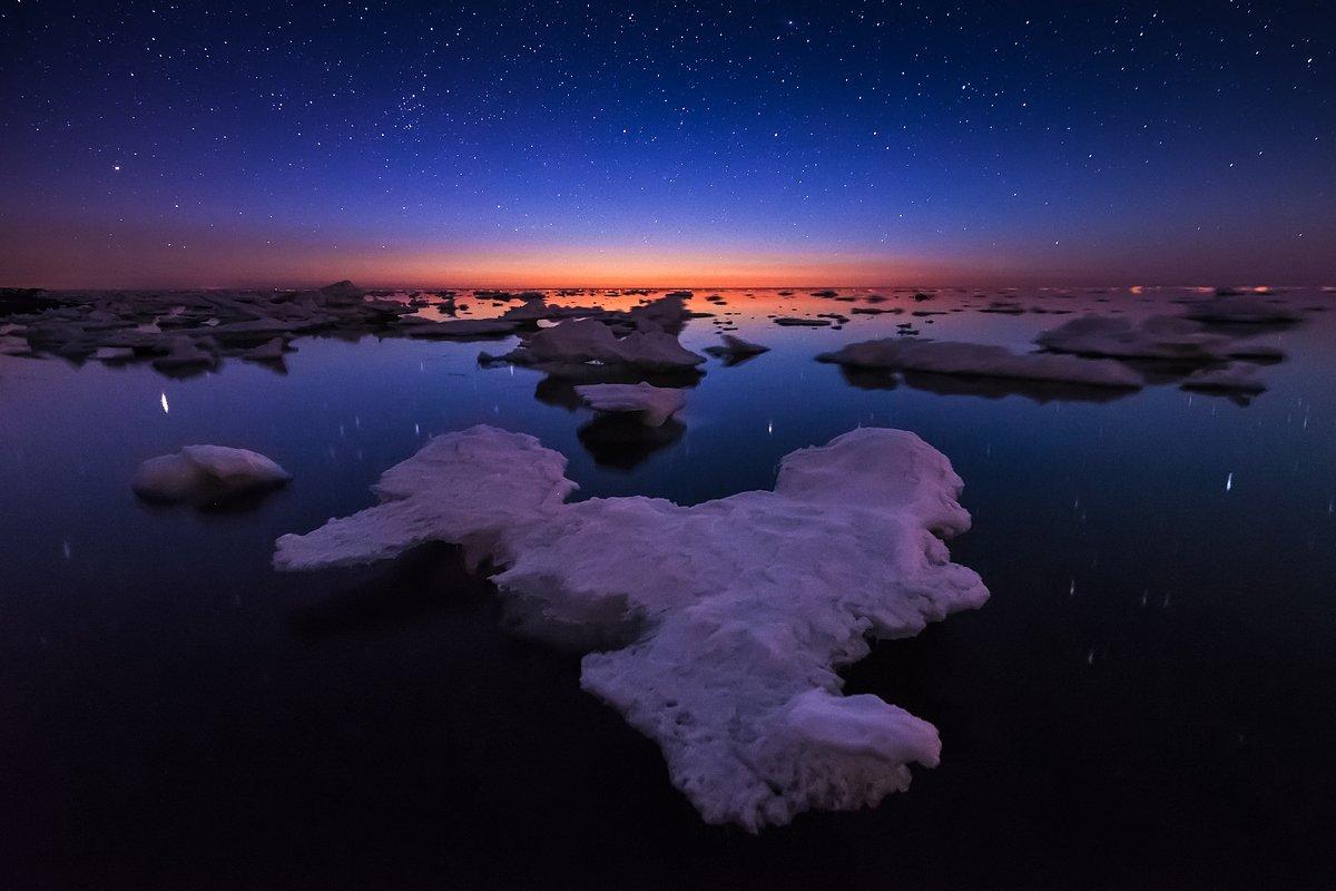 сахалин, море, звезды, Екатерина Васягина