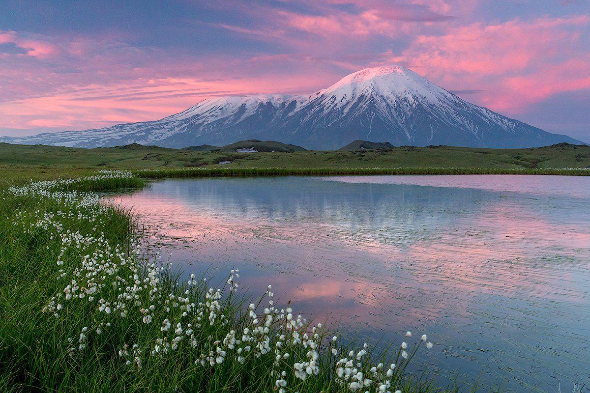 камчатка, вулкан, пейзаж, путешествие, лето, фототур, , Денис Будьков