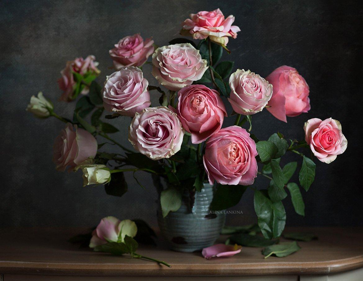 Я в цветущем весеннем саду Вам душистую розу найду! Букет роз для любимой