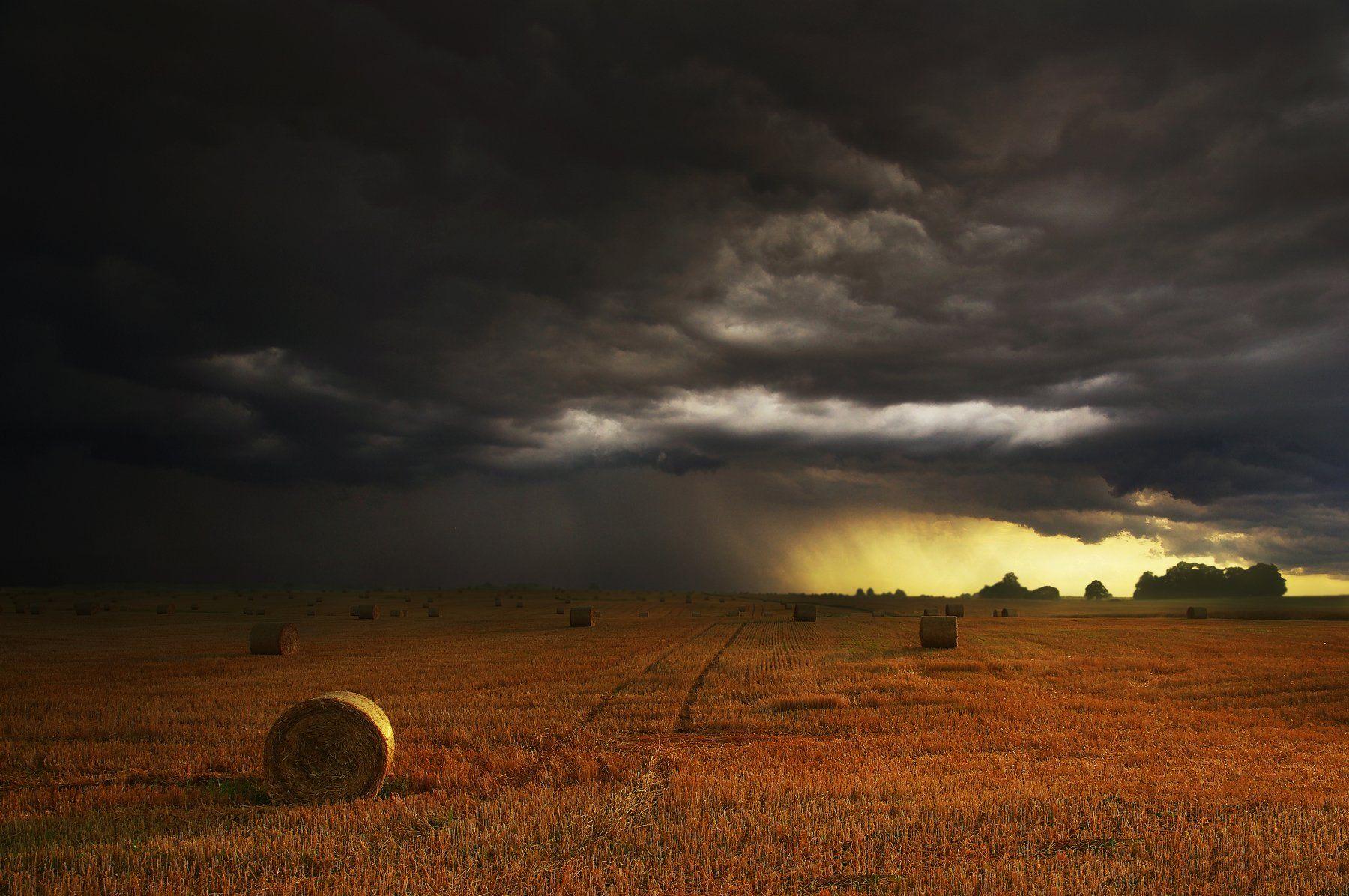 Lithuania, sky, summer, clouds, storm, Mindaugas Žarys