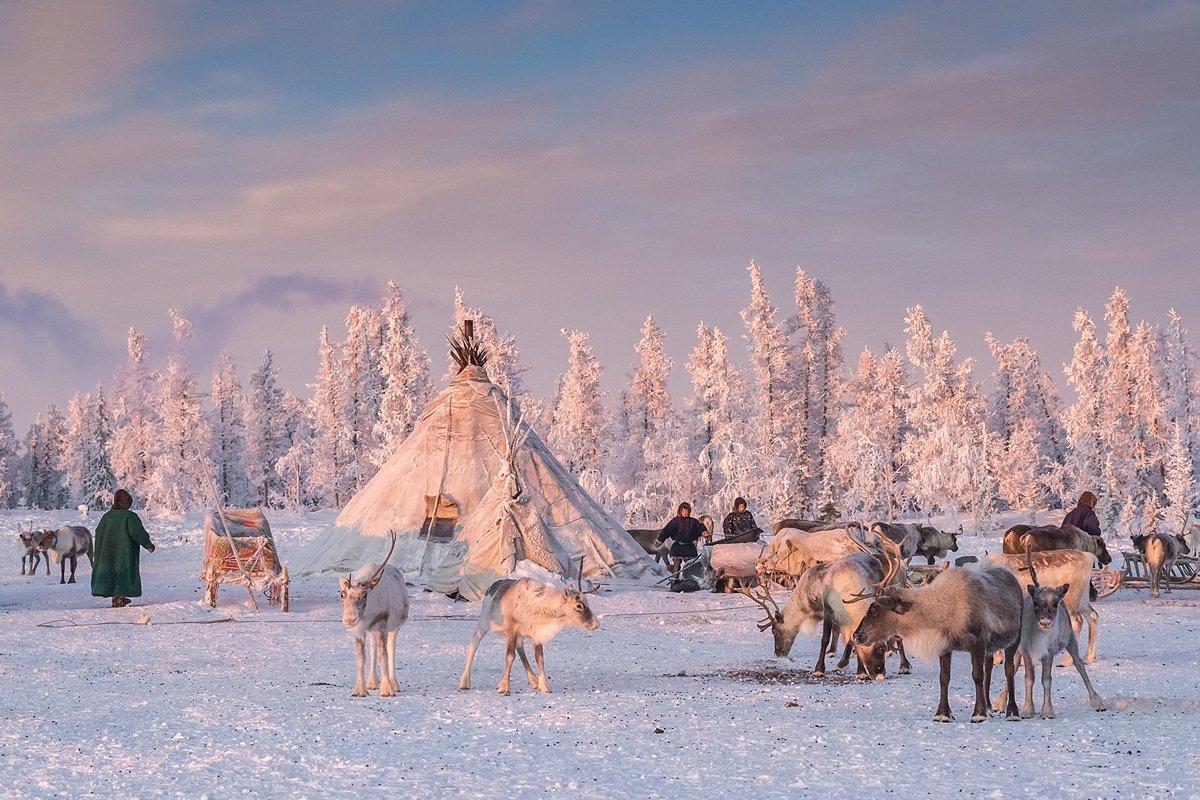 паанаярви, север, карелия, зима, Екатерина Васягина (PhotoJourneys.ru)