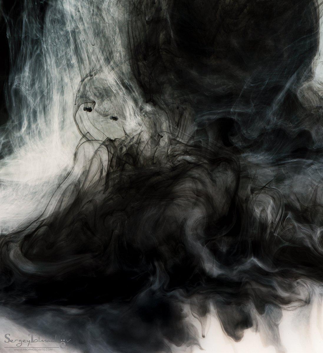 арт, абстракция, макро, цвет, краски, сергейтолмачев,, Сергей Толмачев