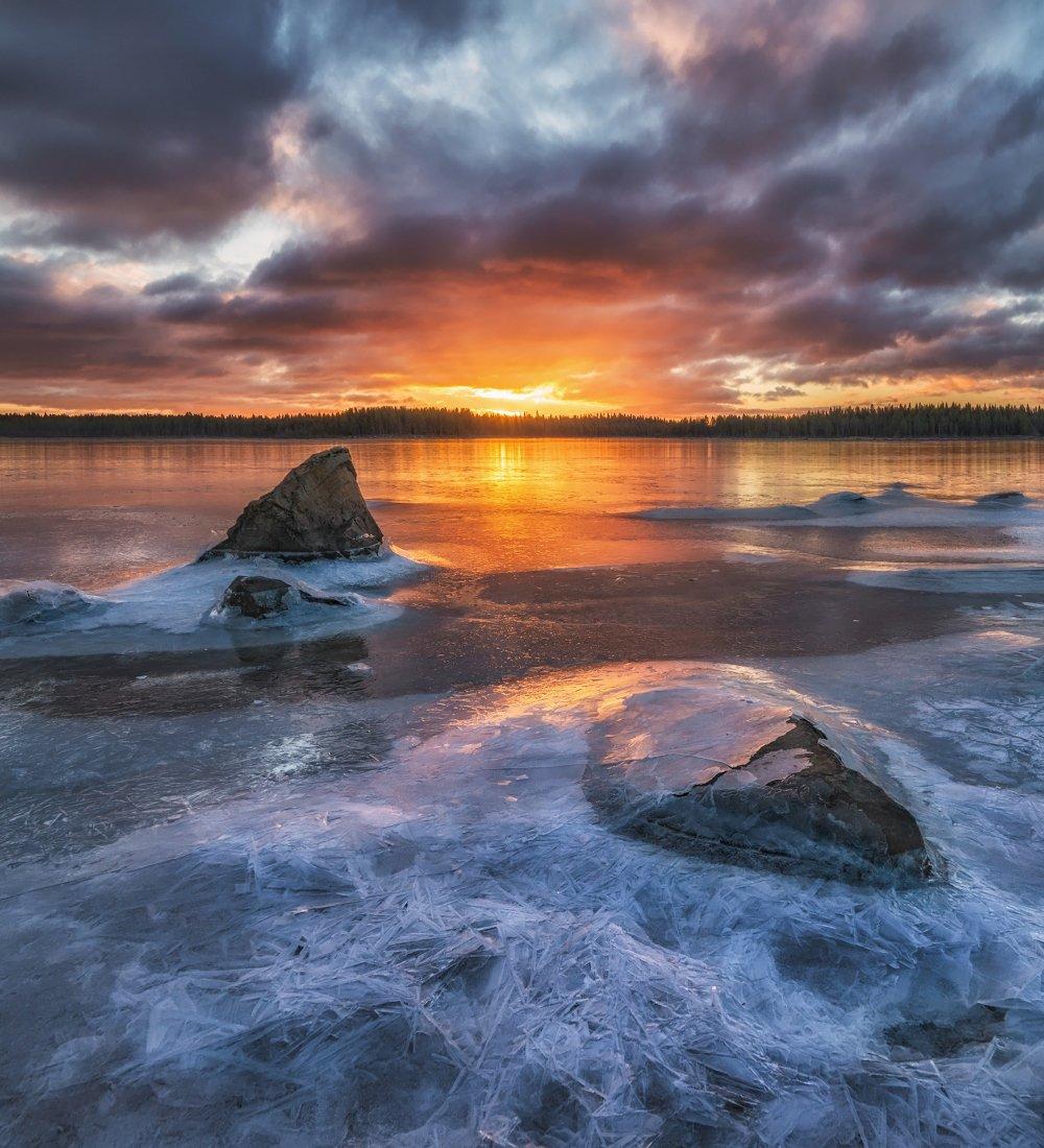 кольский, белое море, Андрей Грачев