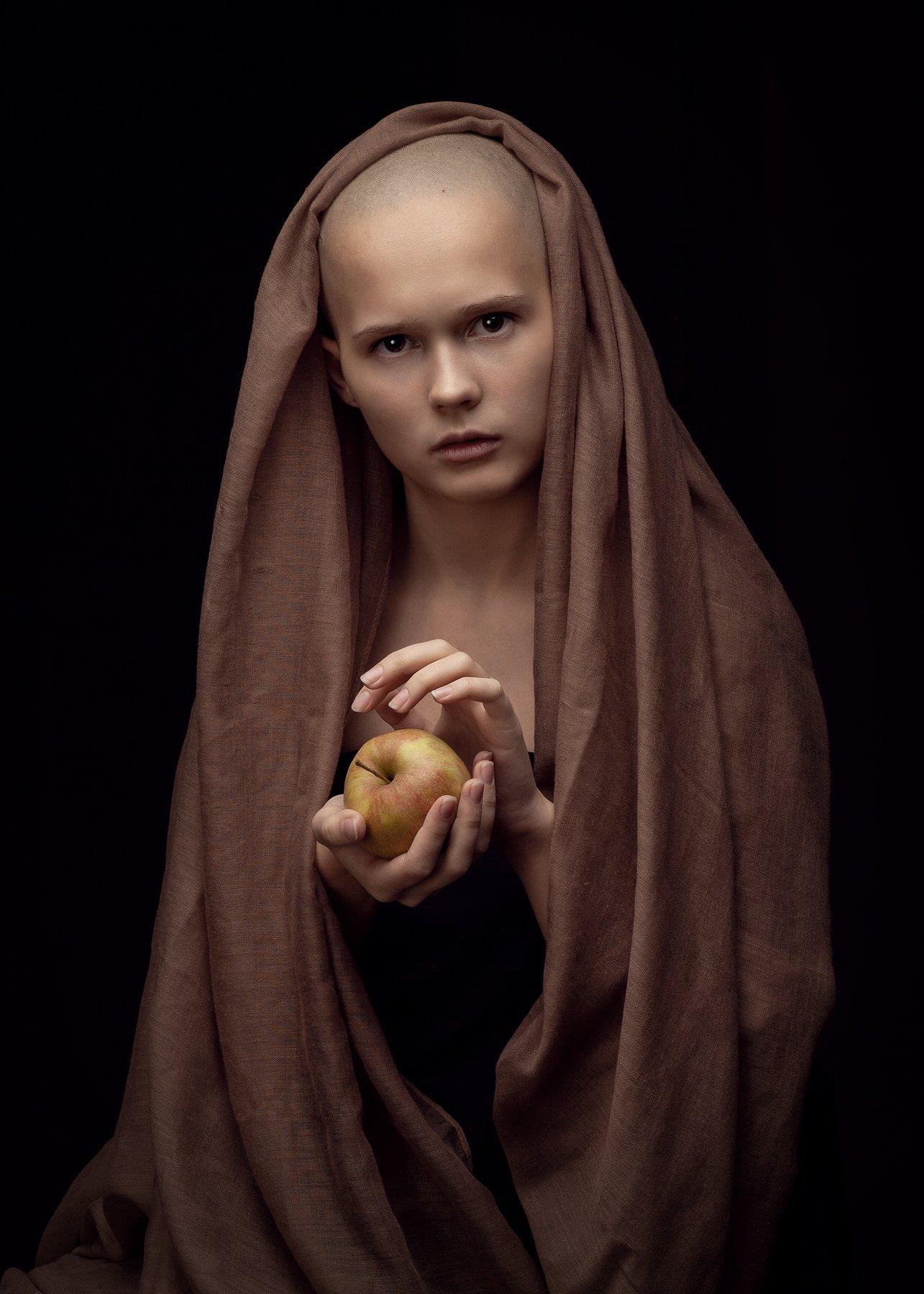 пифия skin портрет, Шипов Олег