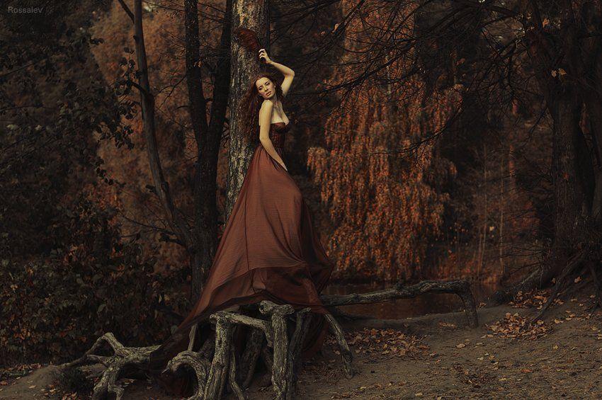 rossalev, beauty, portrait, Rossalev Andrey