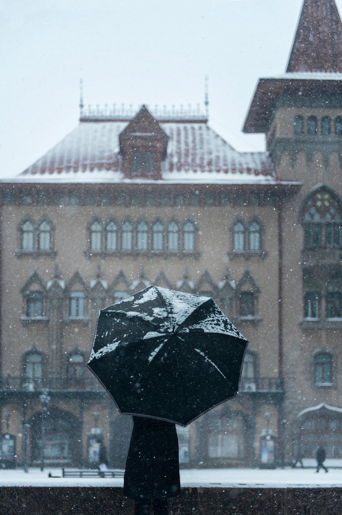 город, архитектура, зонт, саратов, Алексей Ермаков
