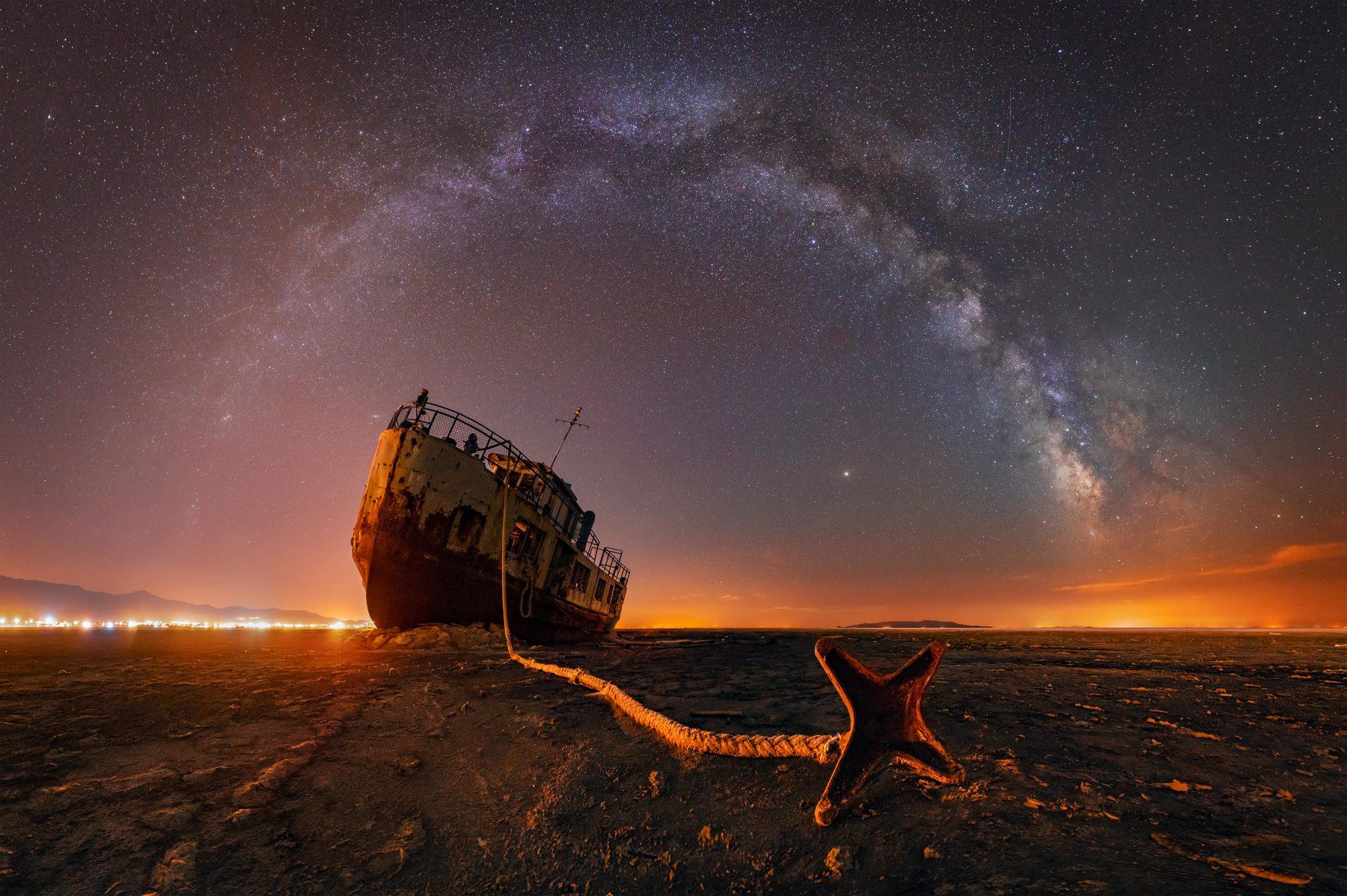 #shipe, #andscape, #nightscape, Ahmadzadeh Saeed