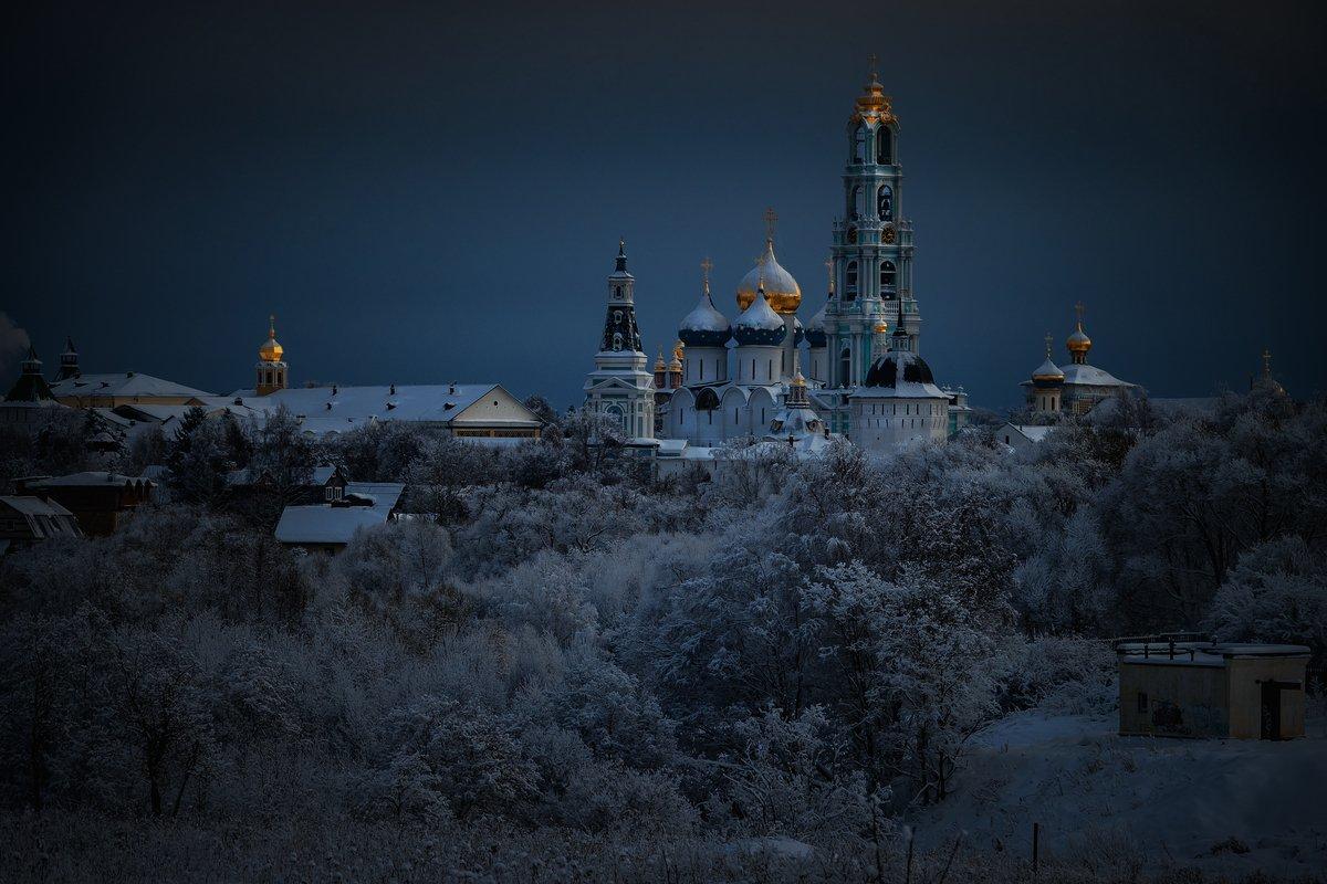зима, Александр Маркелов