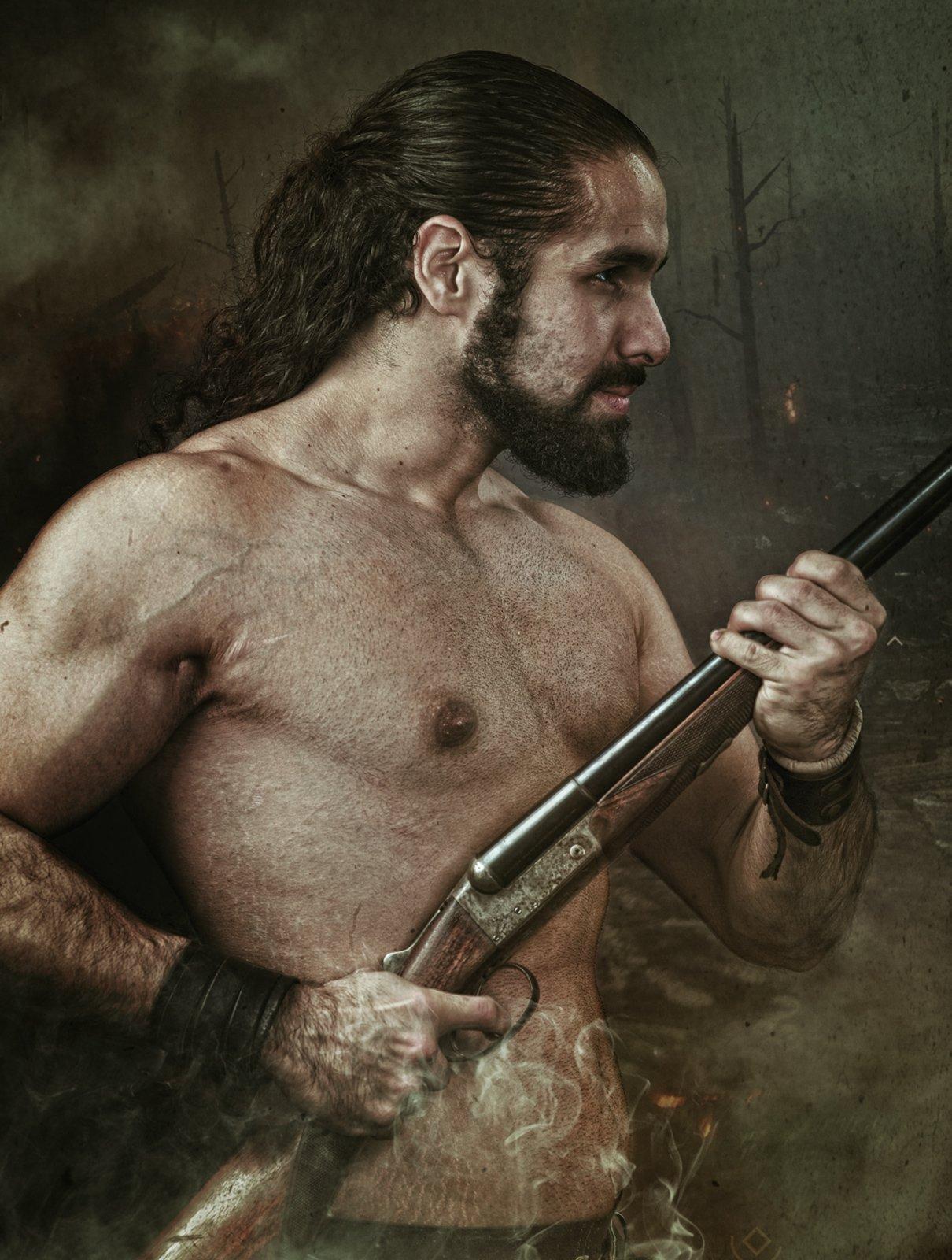 trapper, battle, battle of getyysburg, gettysburg, independence, warrior, fight, struggle, apocalypse, war, attack, us, Дмитрий Толоконов