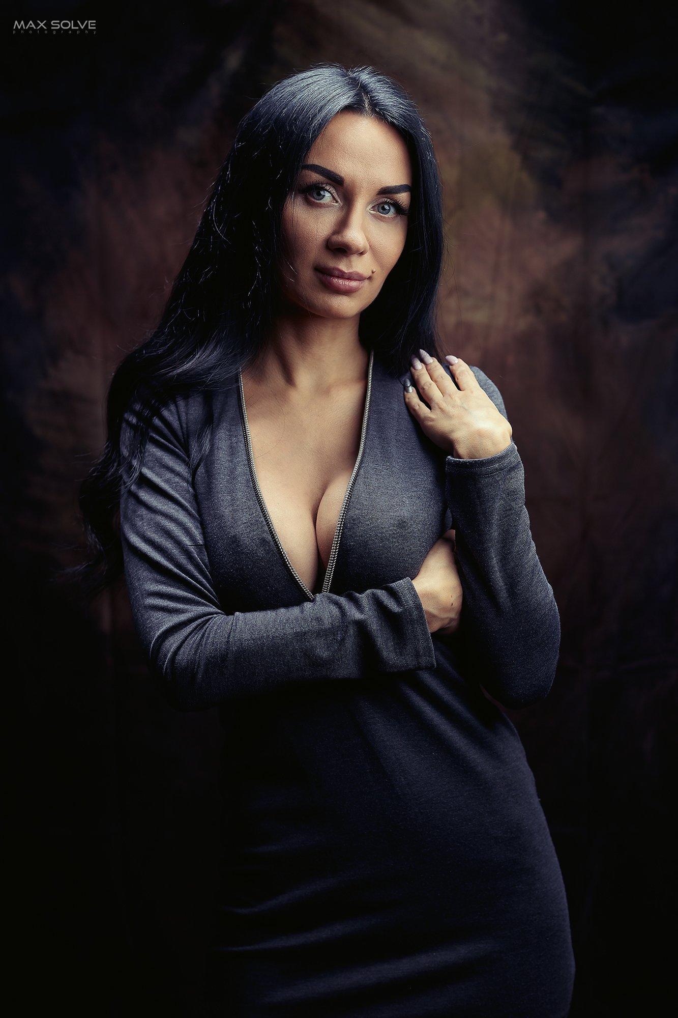 sexy, fashion, portrait, people, beauty, model, models, girl, girls, studio, sensual, hot, , Max Solve