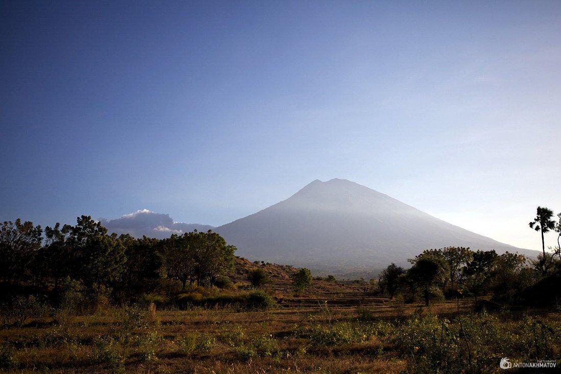 bali, indonesia, agung, mountain, volcano, Anton Akhmatov