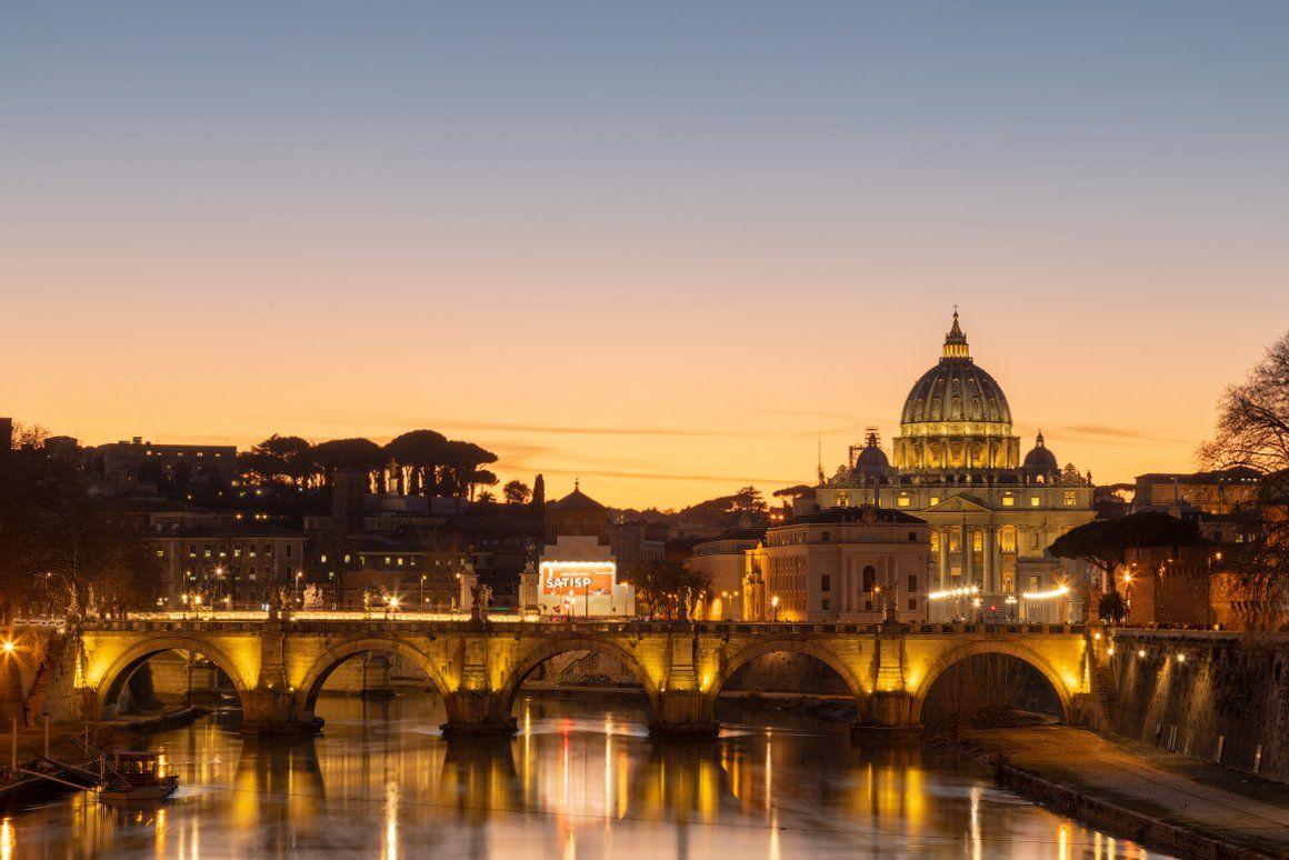 rome, italy, peter, vatican, cathedral, roma, st, basilica, рим, ватикан, собор, Evgeniy Sh.