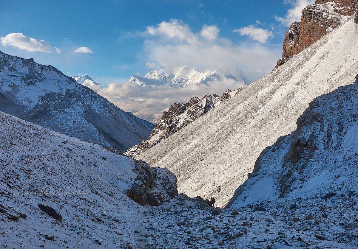 непал, гималаи, горы, Николай Стюбко