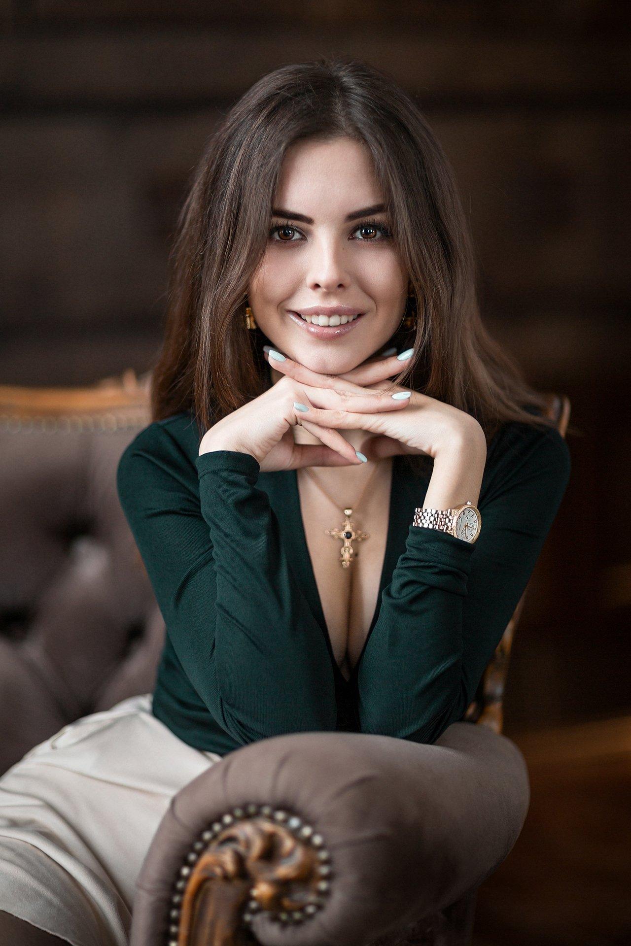 портрет, Михайлов Михаил