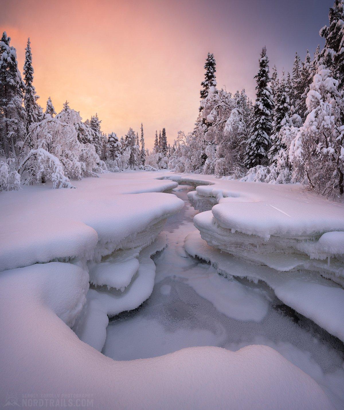 кольский, кольский полуостров, зима, winter, snow, north, Королев Сергей