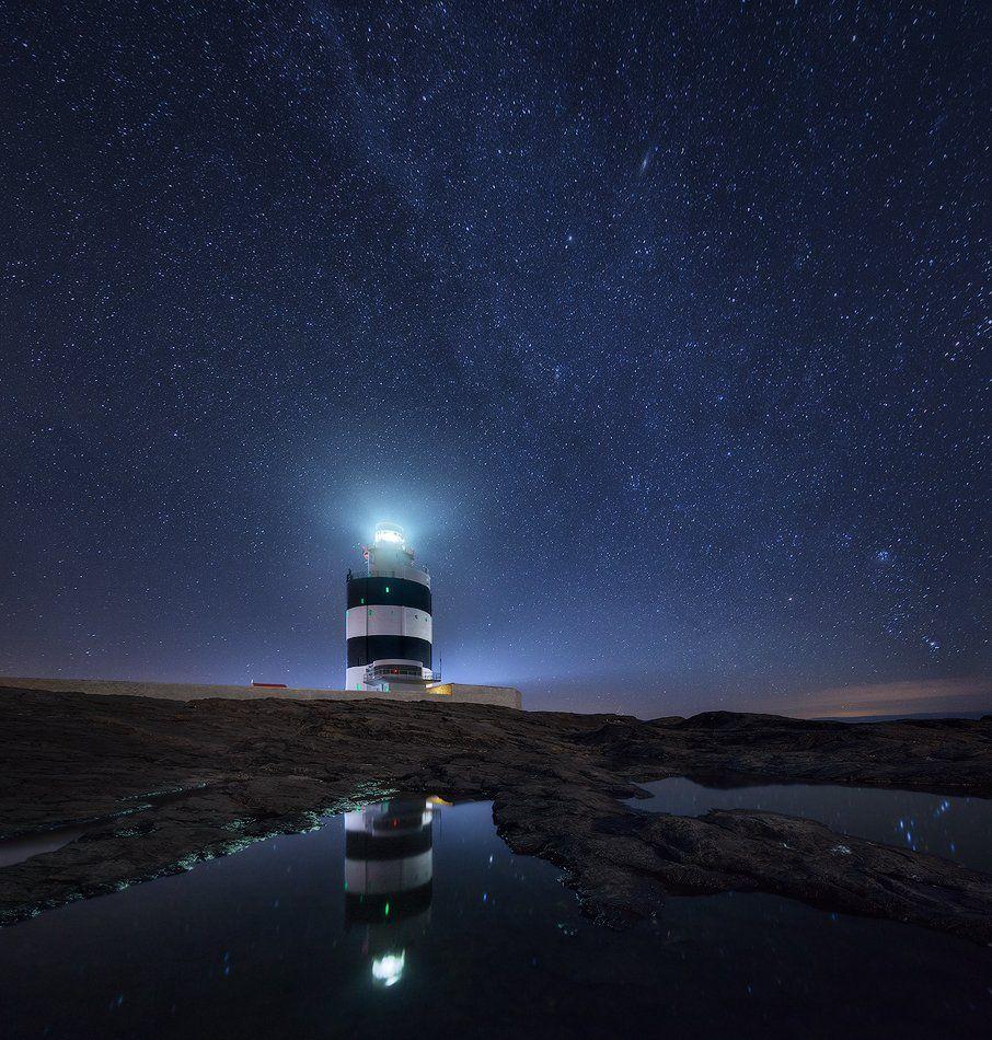 ireland, county wexford, lighthouse, Alex Yurko