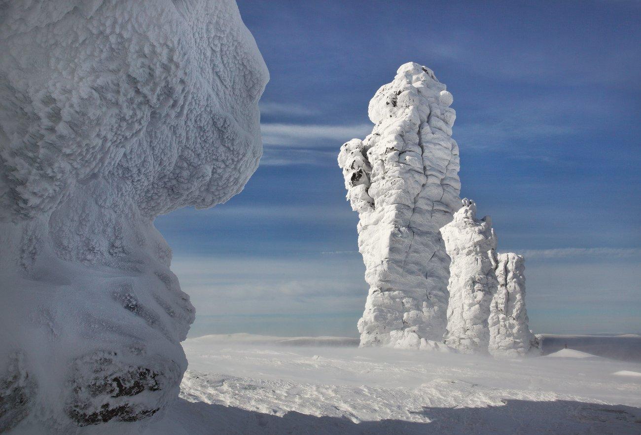 урал, зима, мань-пупу-нёр, Бродяга с севера