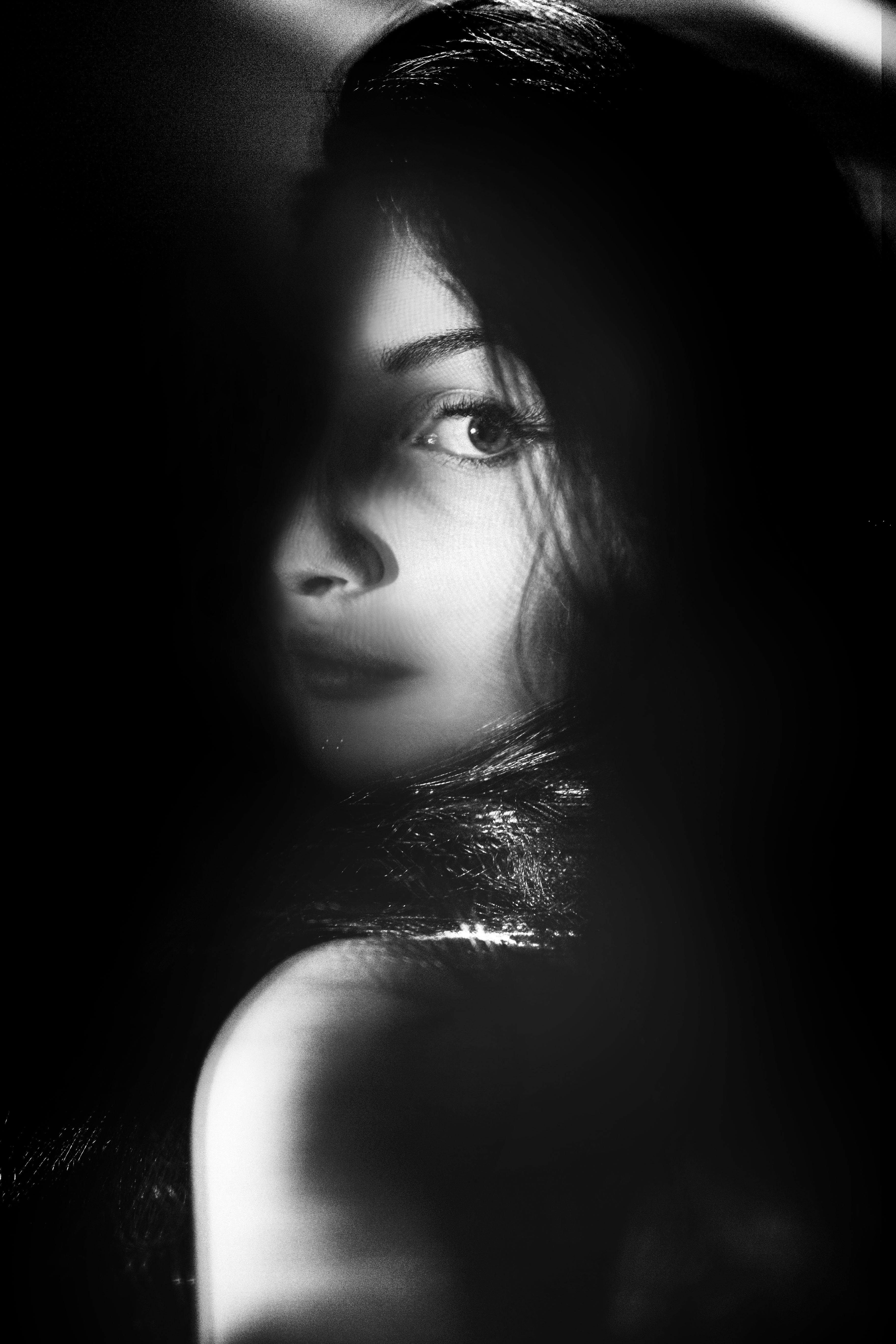портрет,свет,тень,девушка, Budanova Mary