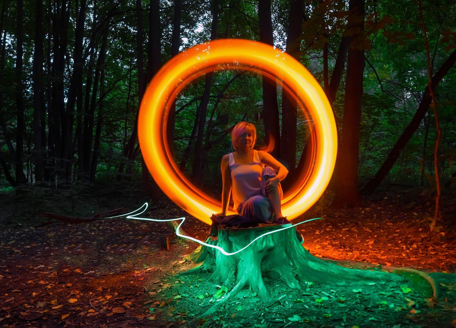 lightpainting, lightart, longexposure, nightphotography, light, night, lightblade, nightportrait, portrait, Требухин Николай