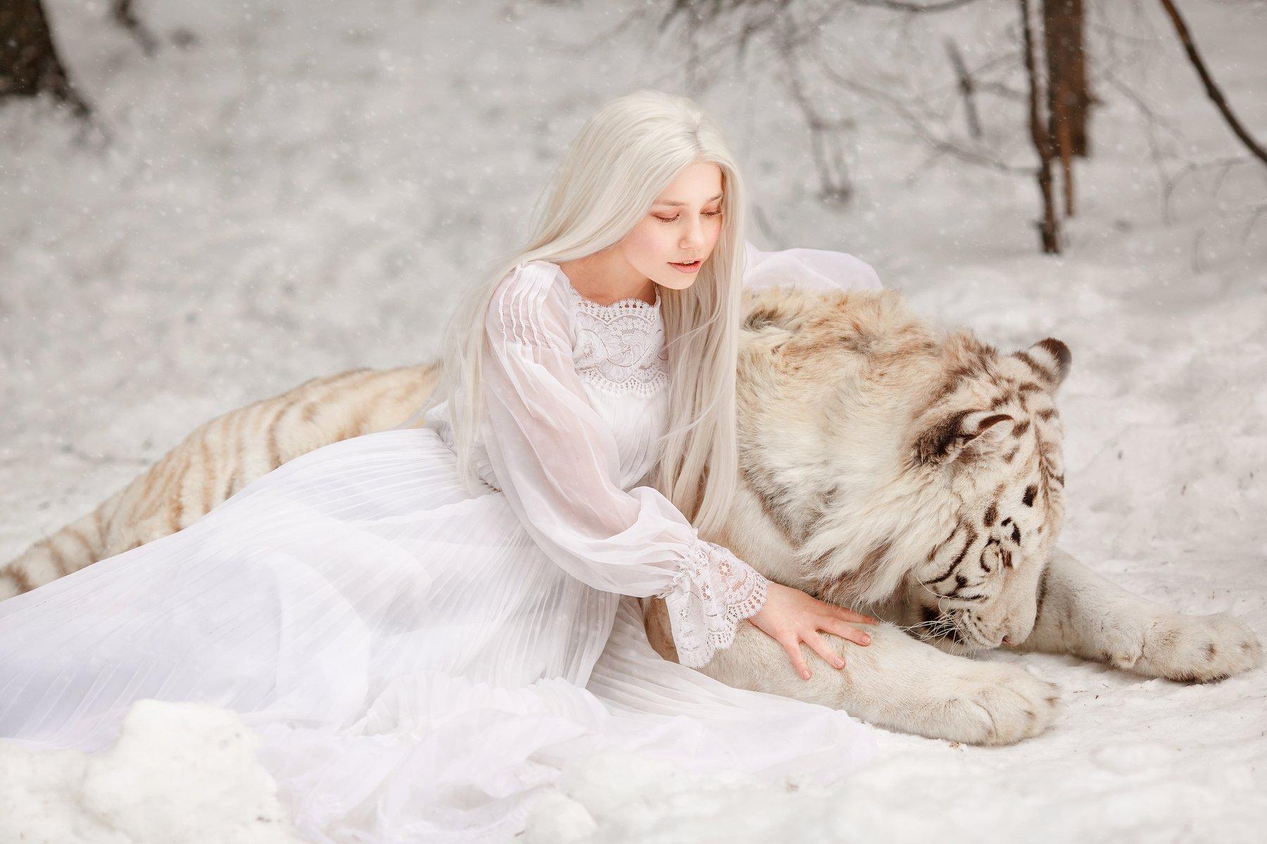 тигр, Никотина Светлана