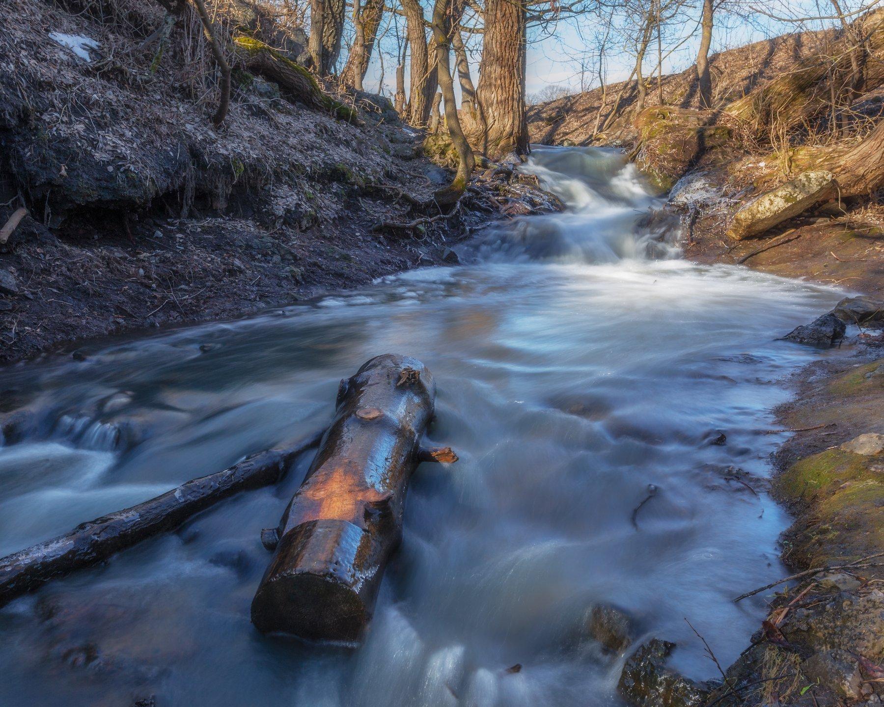 природа, пейзаж, весна, Мартыненко Дмитрий