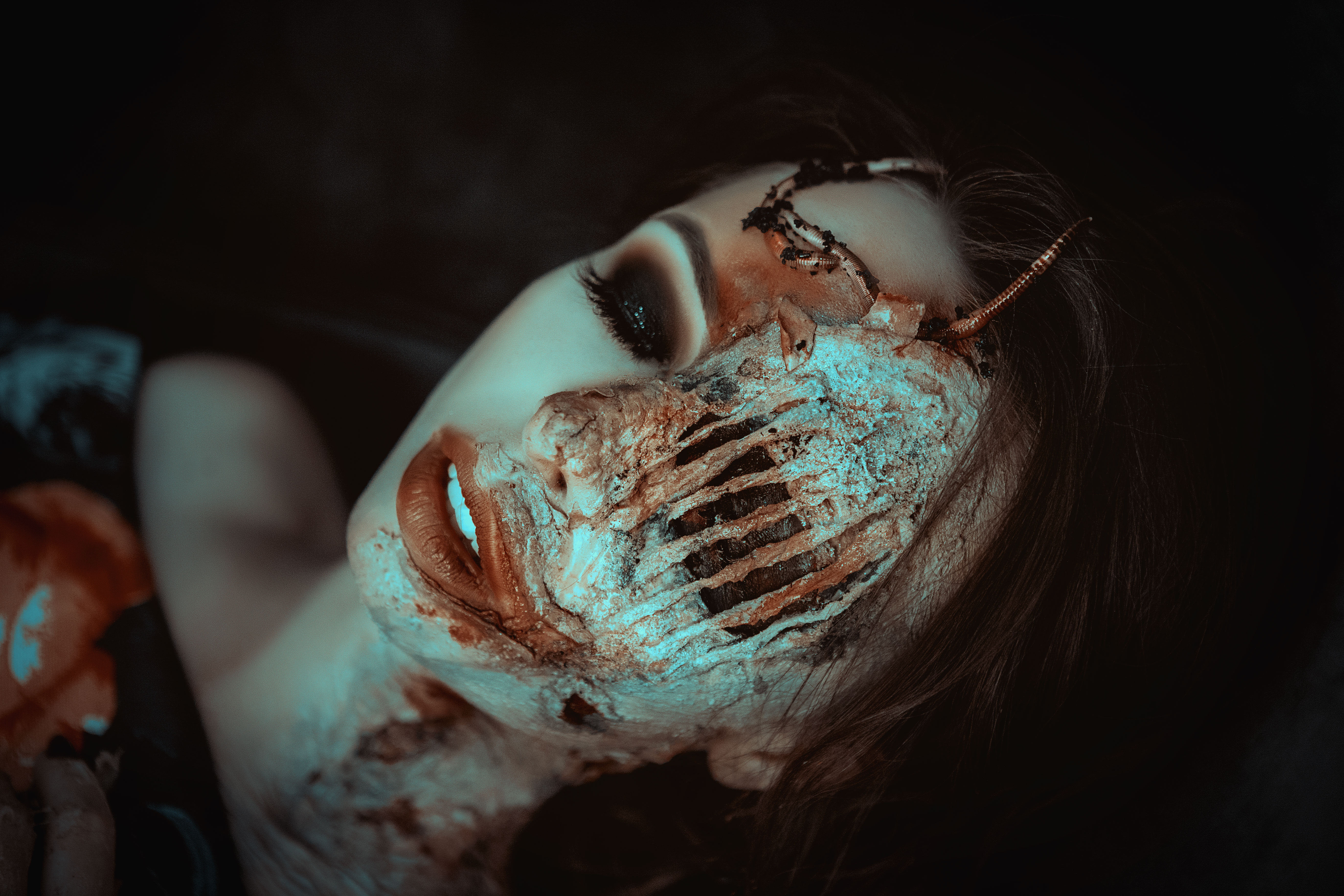 Immortal, warms, death, dead, beauty, goth, gothic, Клио Катерина