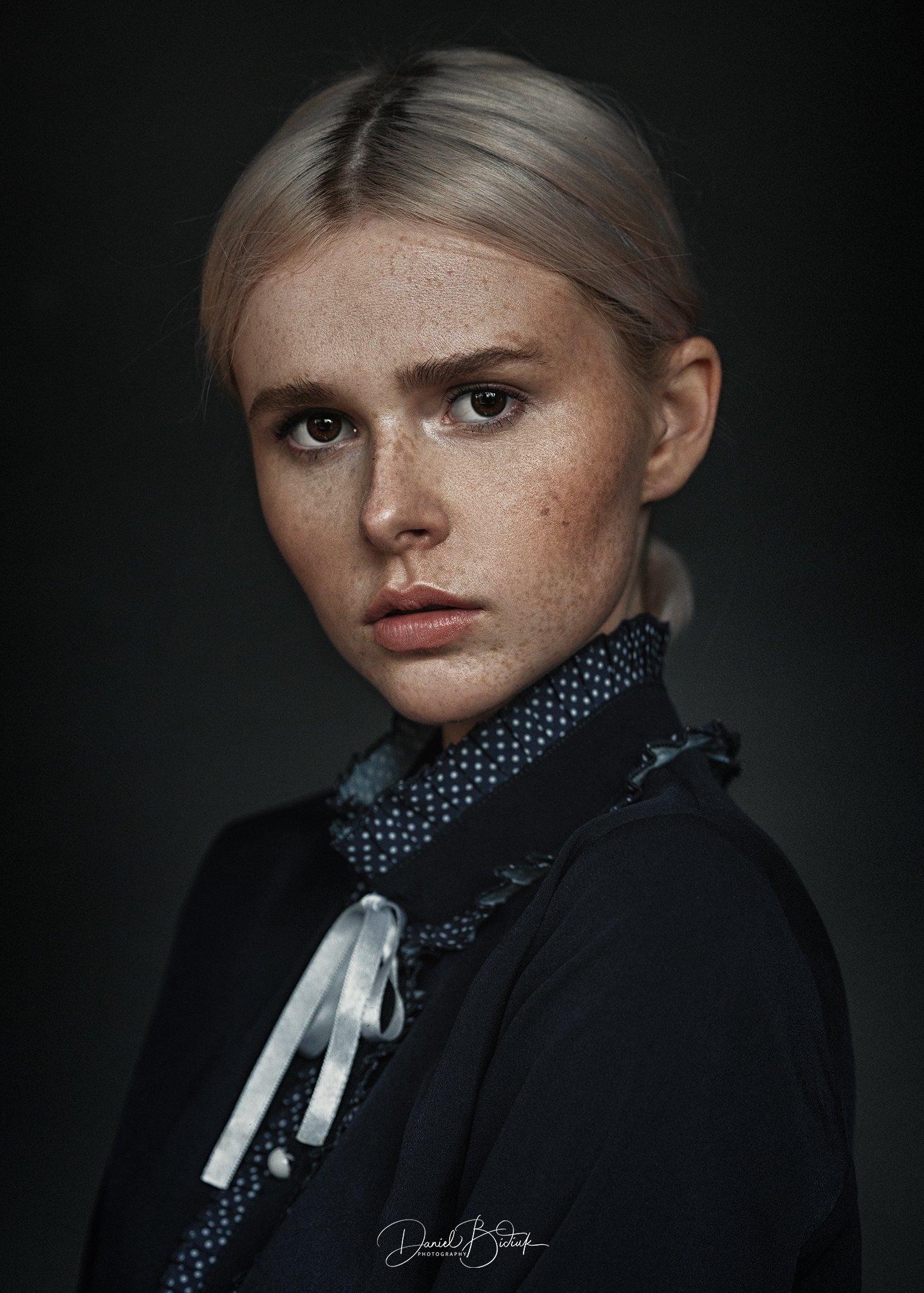 portrait, Daniel Bidiuk