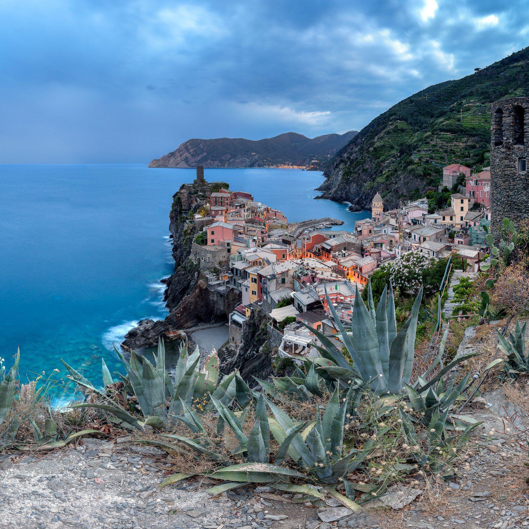 Italy, Liguria, Cinqueterre, vernazza, landscape,, Igor Sokolovsky