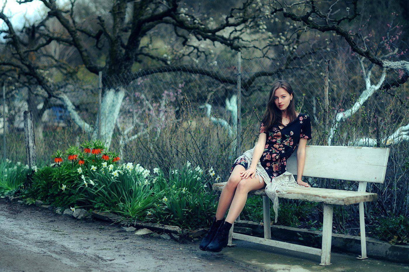 девушка, модель, портрет, Вьюшкин Игорь