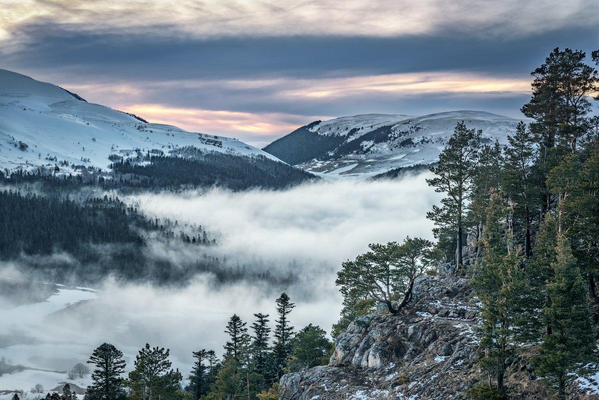 лаго-наки, горы,, Александр Хорошилов