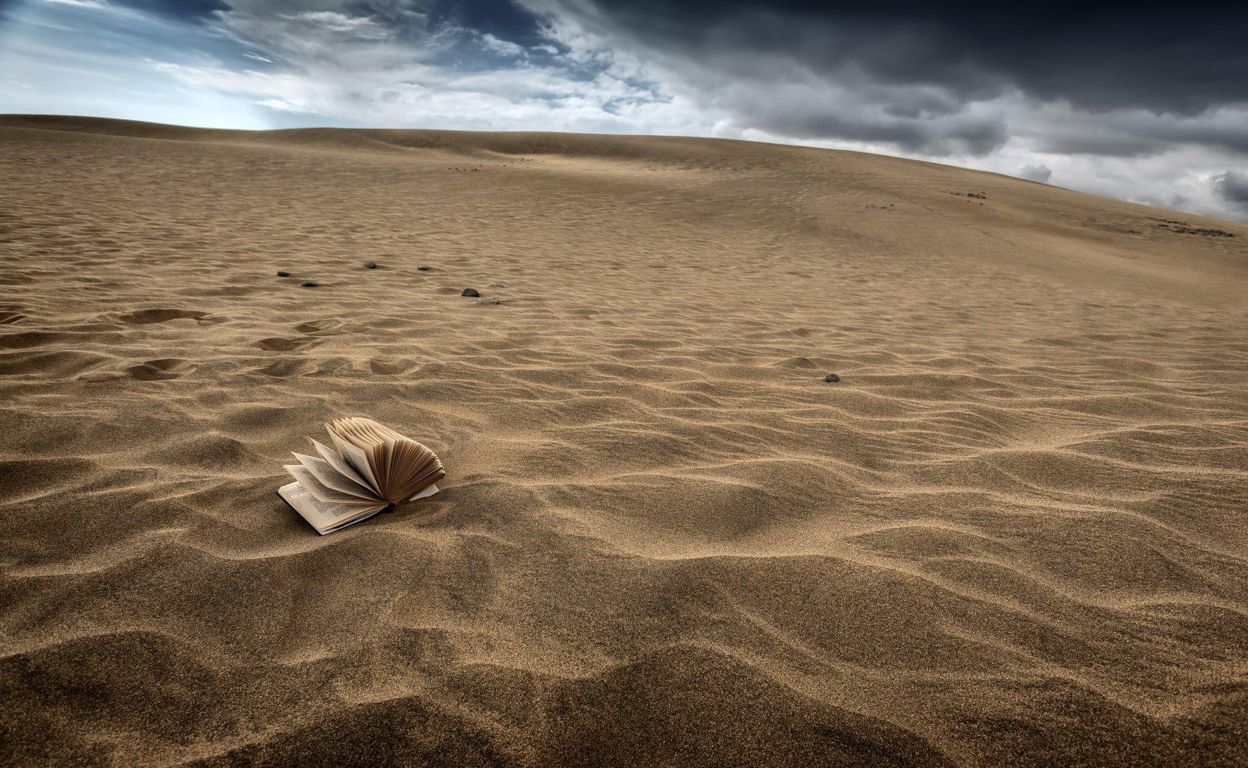 песок, книга, Alexandr Bezmolitvenny