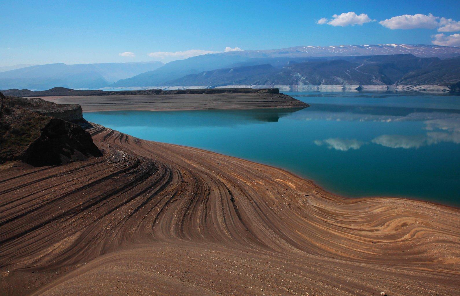 водохранилище,вода,река.чиркей,дагестан., Magov Marat