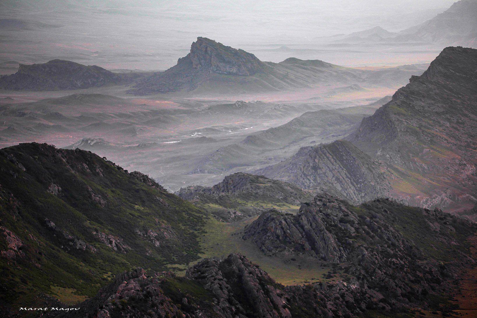 горы,весна,природа,дагестан., Magov Marat