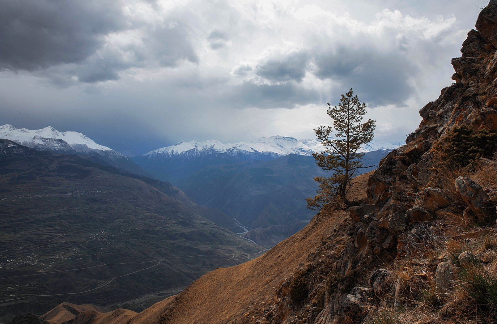горы,весна,пейзаж,дагестан,кавказ, Magov Marat