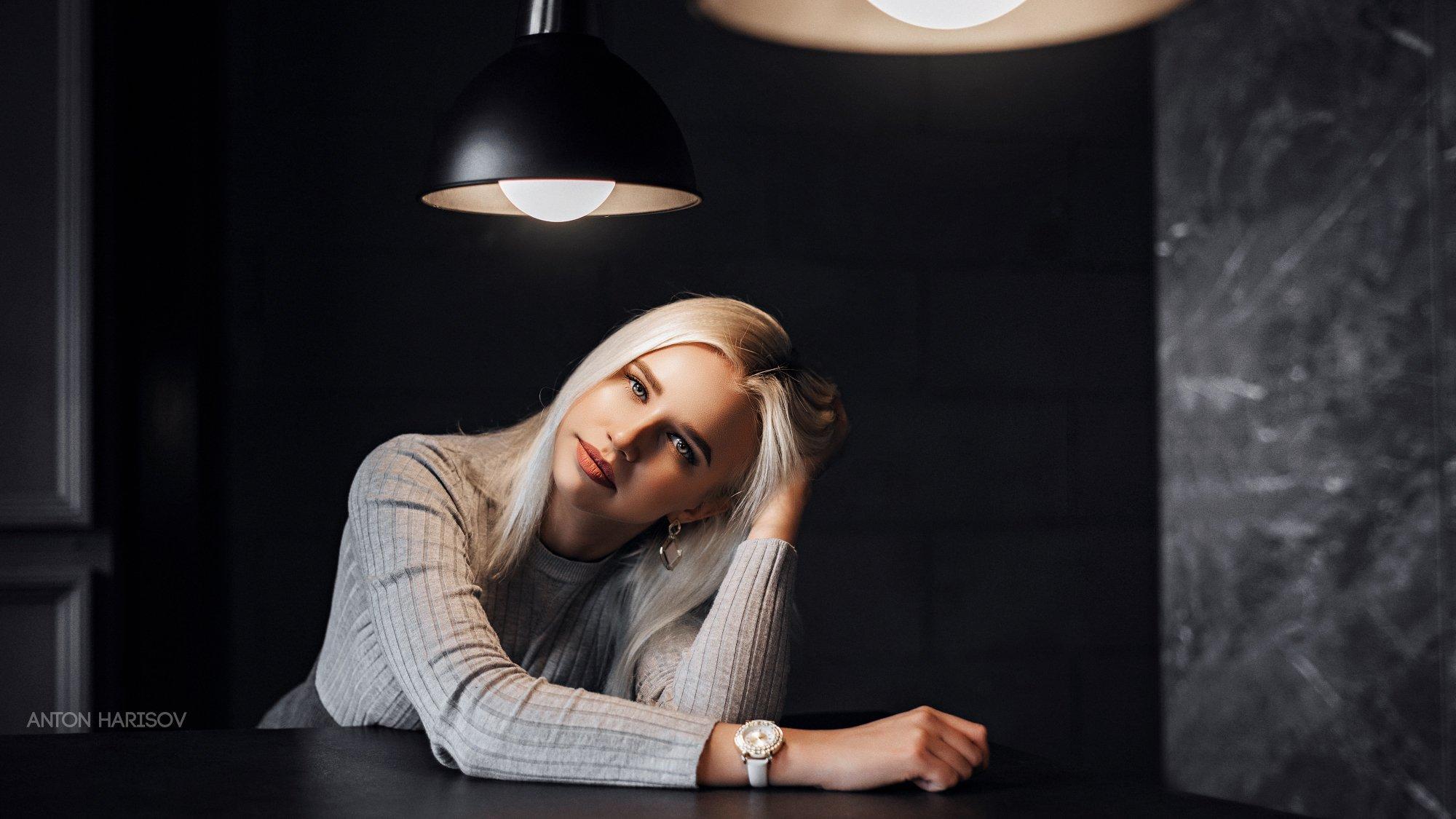 девушка, портрет, модель, , Антон Харисов