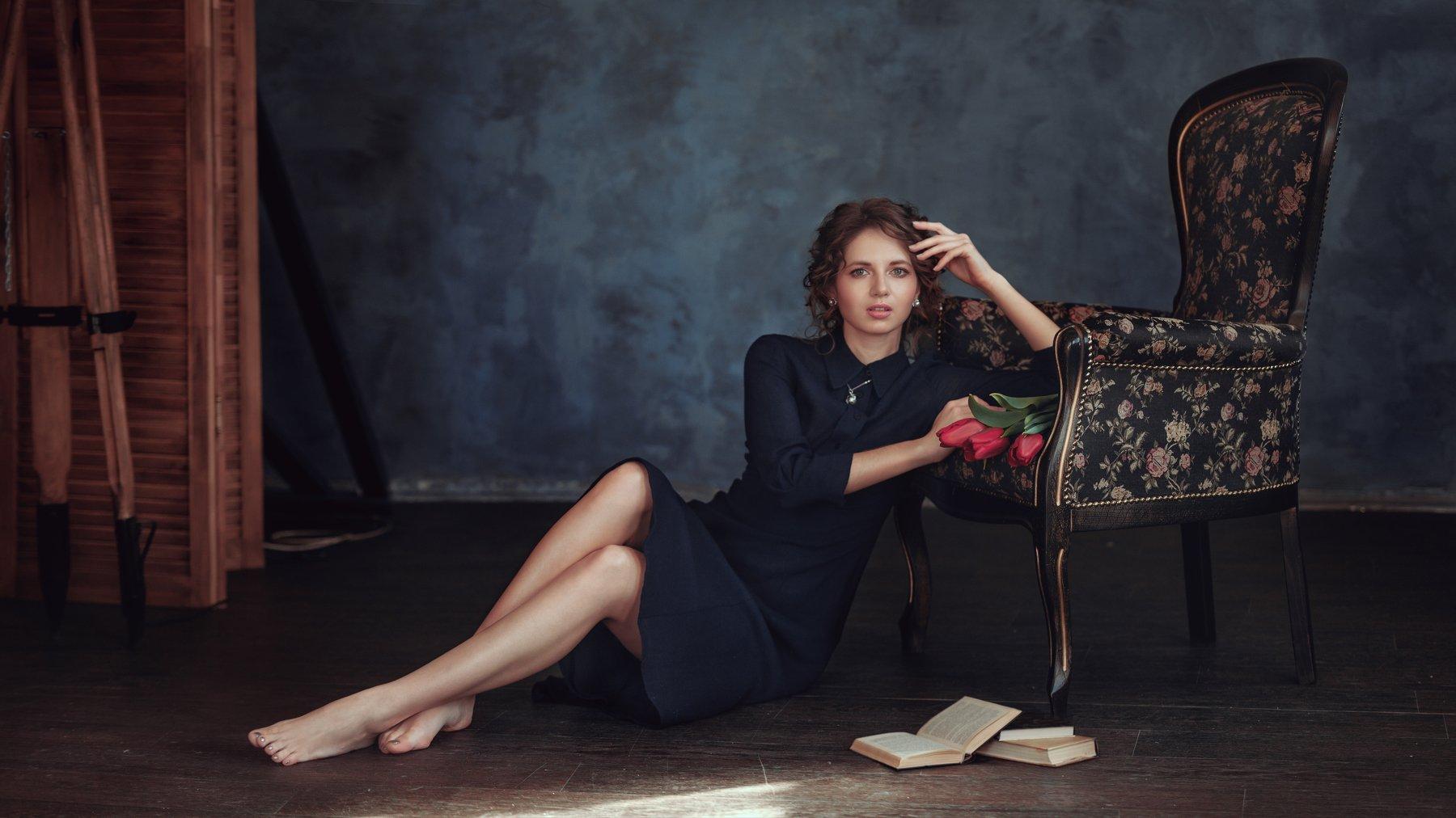 portrait, woman, light, canon, minsk, beautiful, Алексей