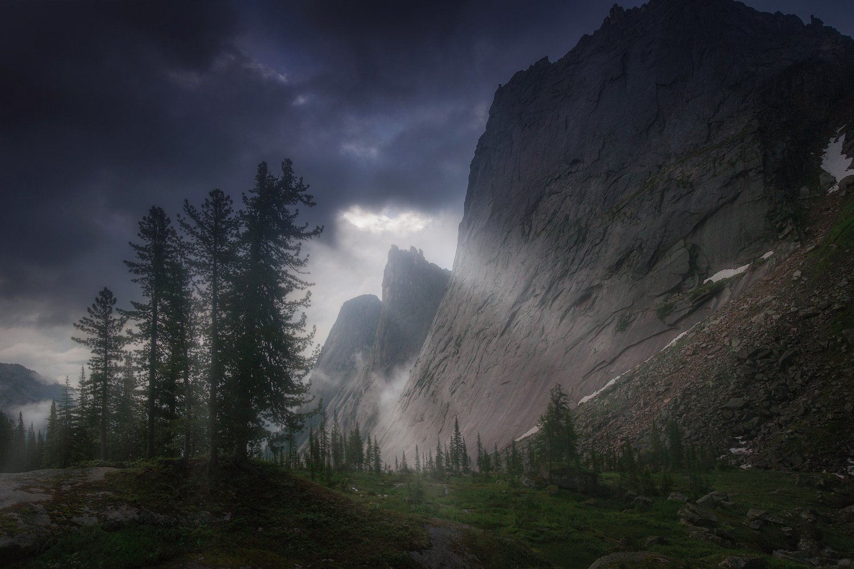 ергаки, горы, саяны, западныйсаян, сибирь, фототур, Владимир Ляпин