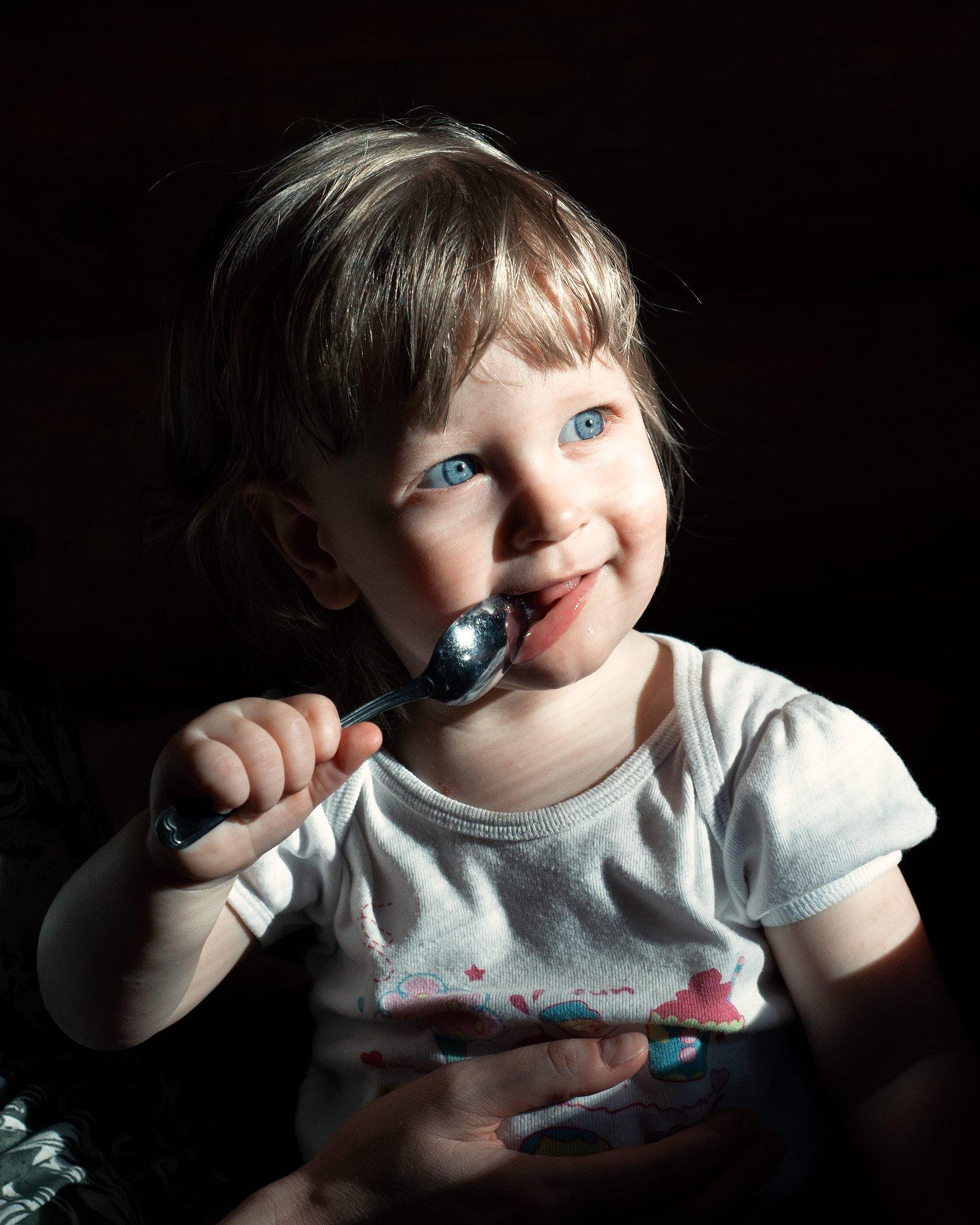 портрет, свет, ребенок, глаза, Саша Урманов