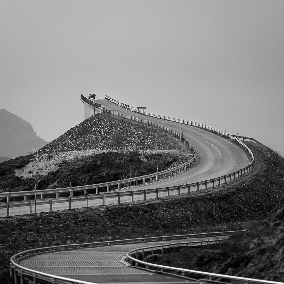norway,road,bridge, Tomek Orylski