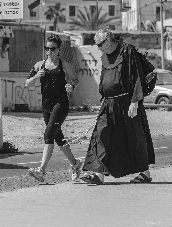 street tel aviv, Семен Шустер