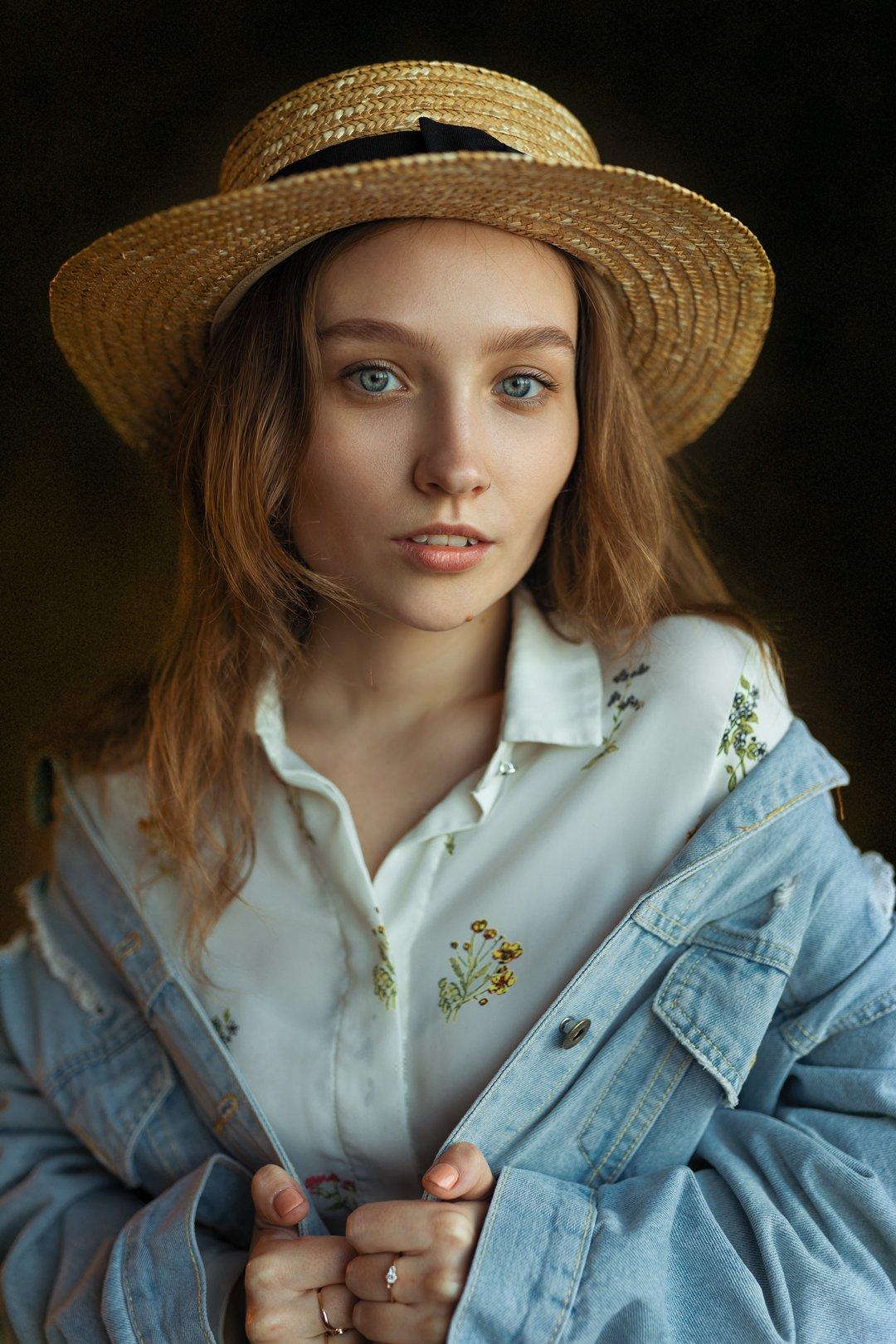 обработка, портрет, модель, арт, art, model, popular, Иван Лосев
