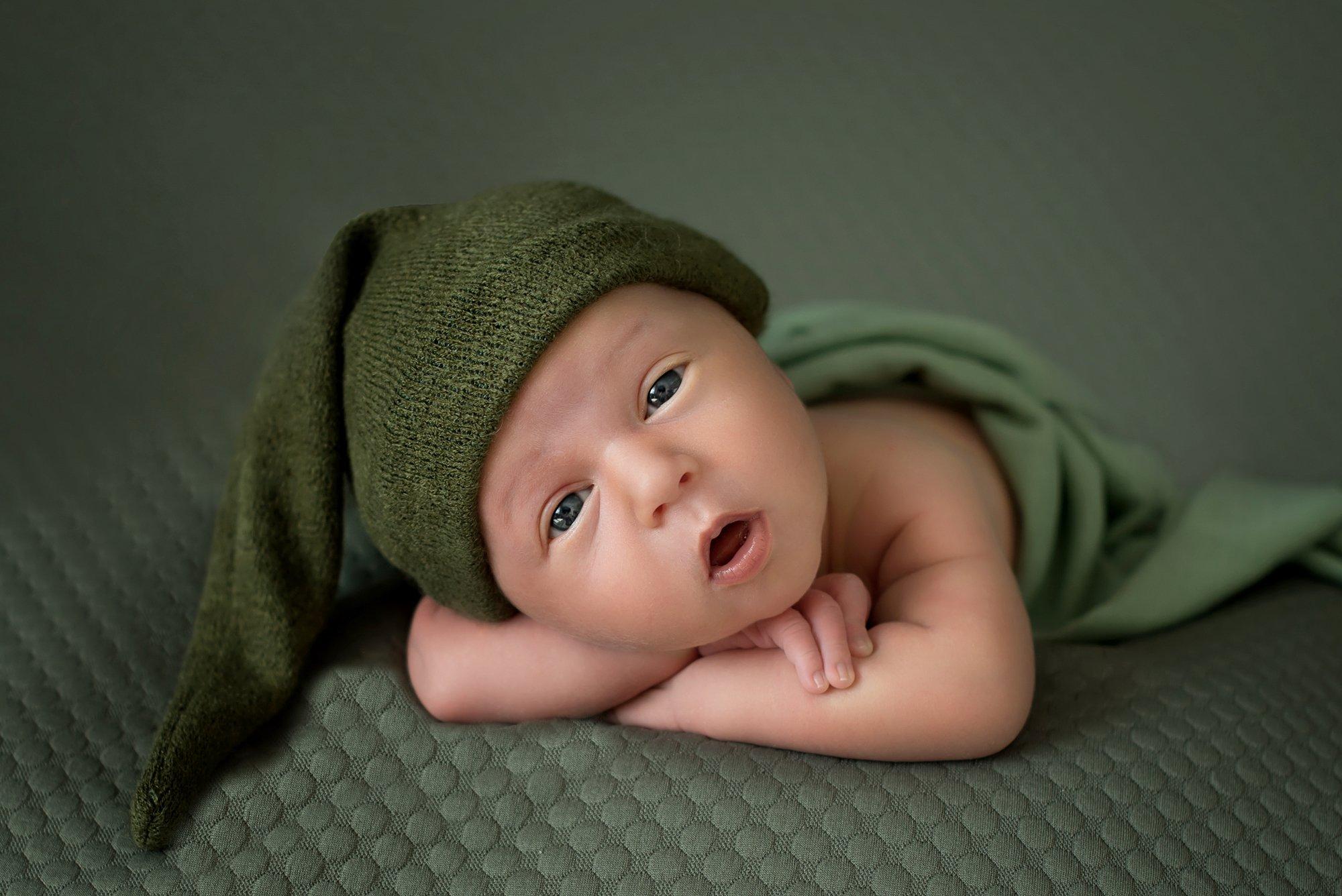 newborn, child,, Ścigaj Anna