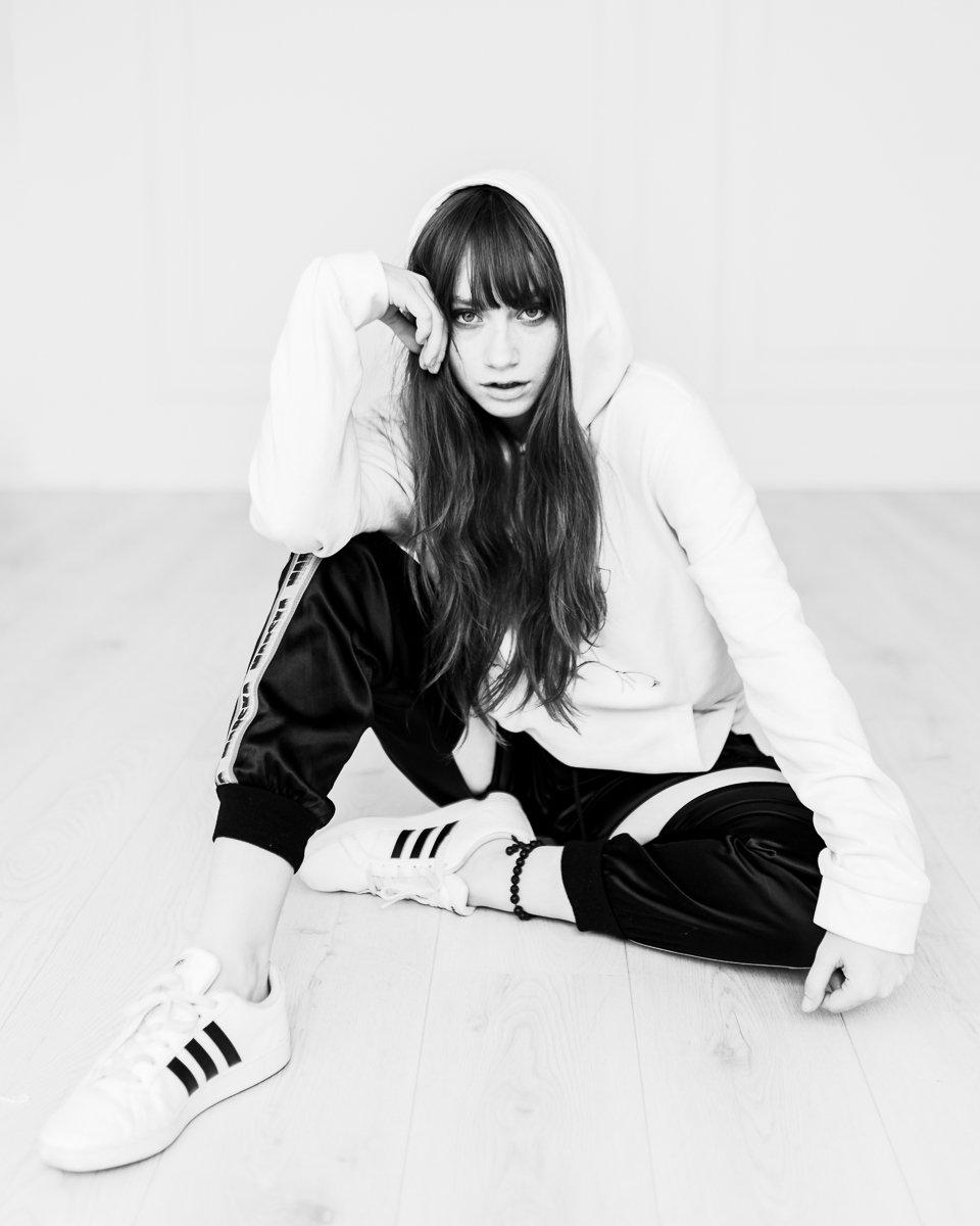 model,portrait,modelling,girl,blackandwhite, Tomasz Macherzyński