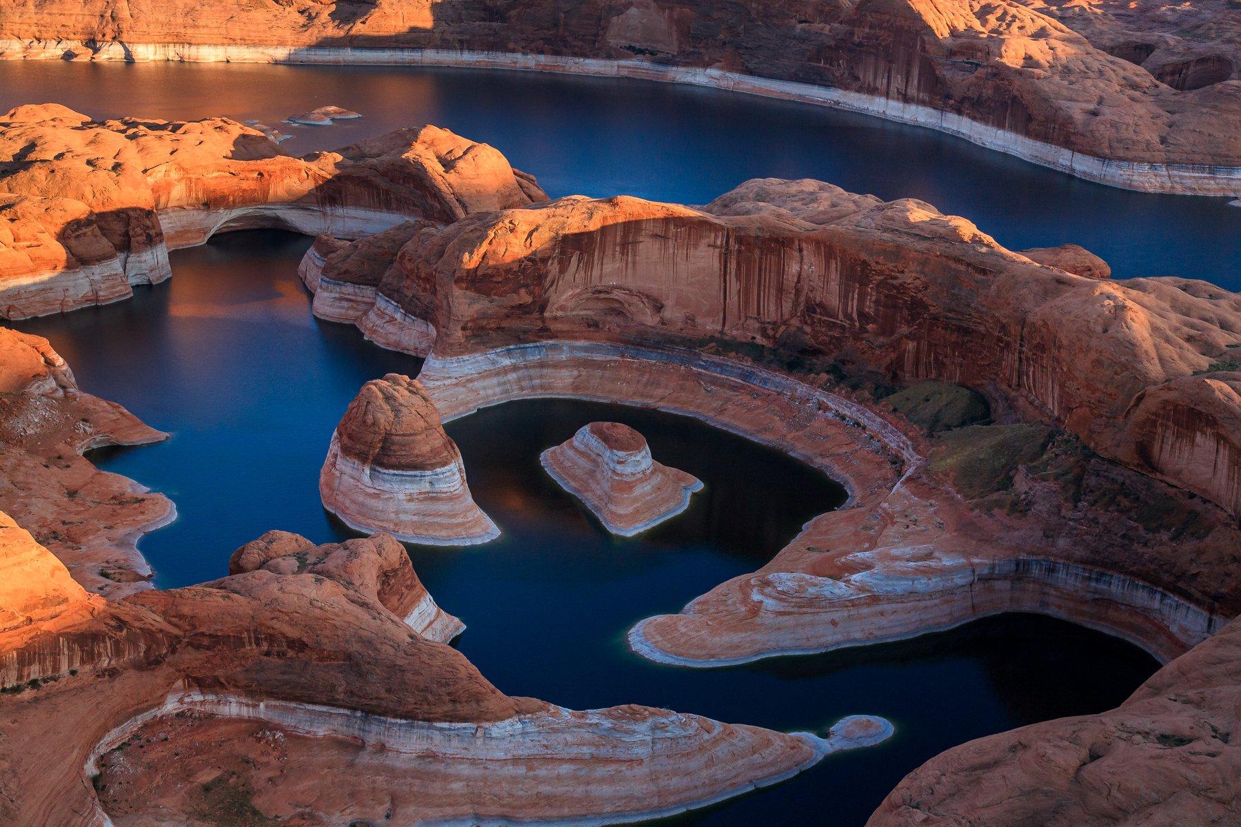 southwest, fotowalk, lake powell, usa, arizona, glen canyon, lake, adventure, helicopter, Глеб Тарро