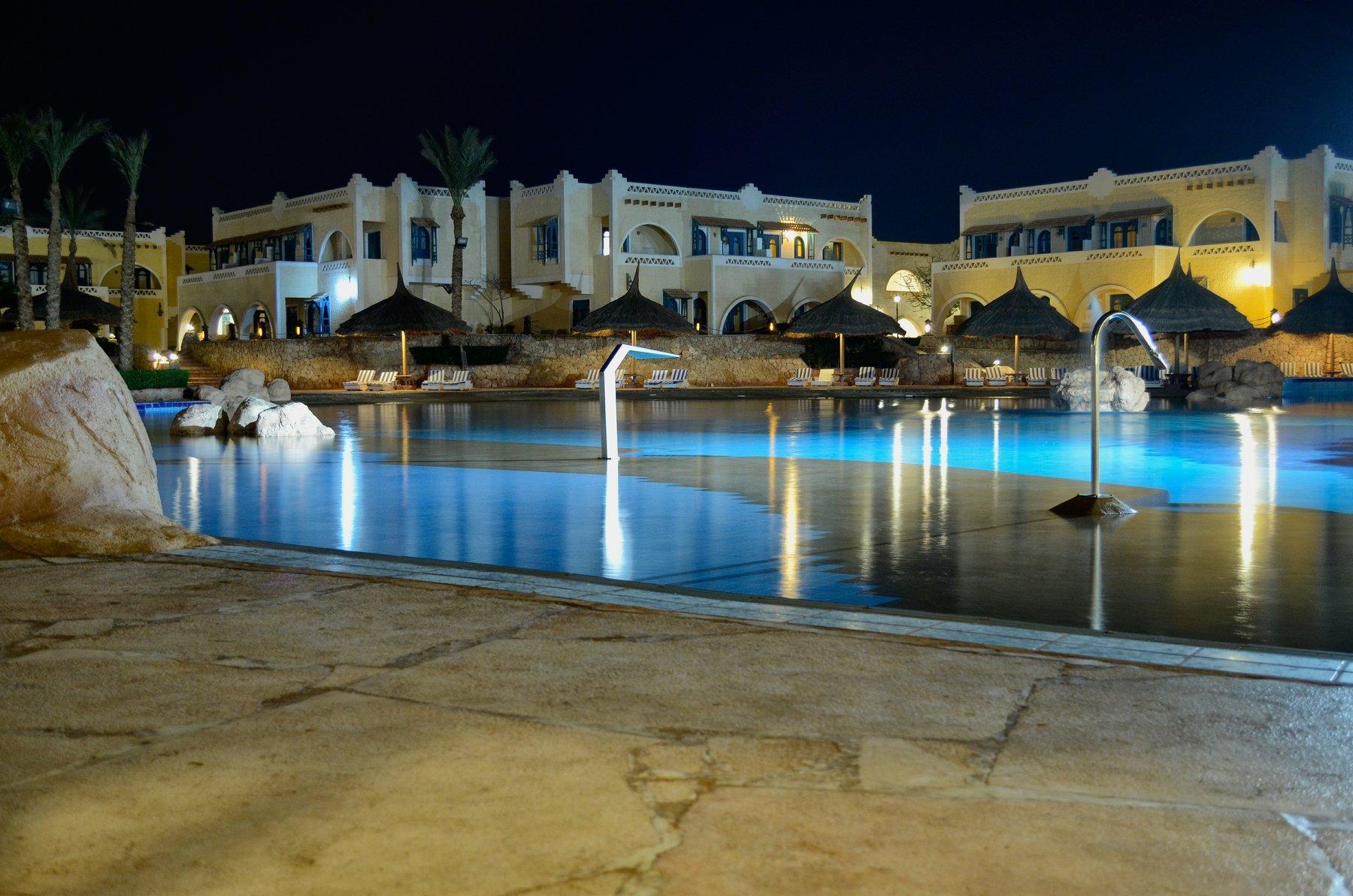египет,отдых,бассейн,вечер, Татьяна