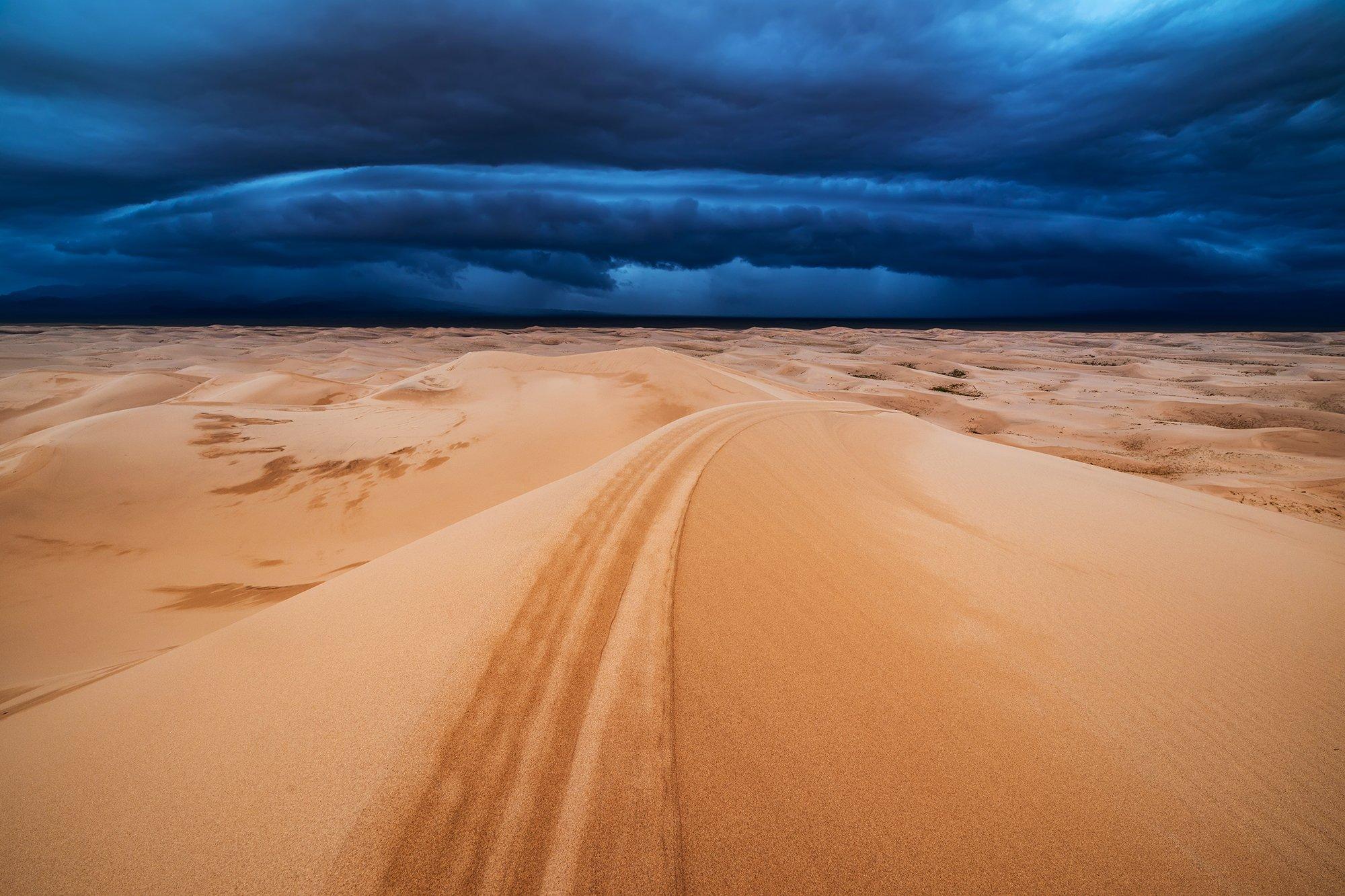 гоби, монголия, пустыня, Антон Петрусь