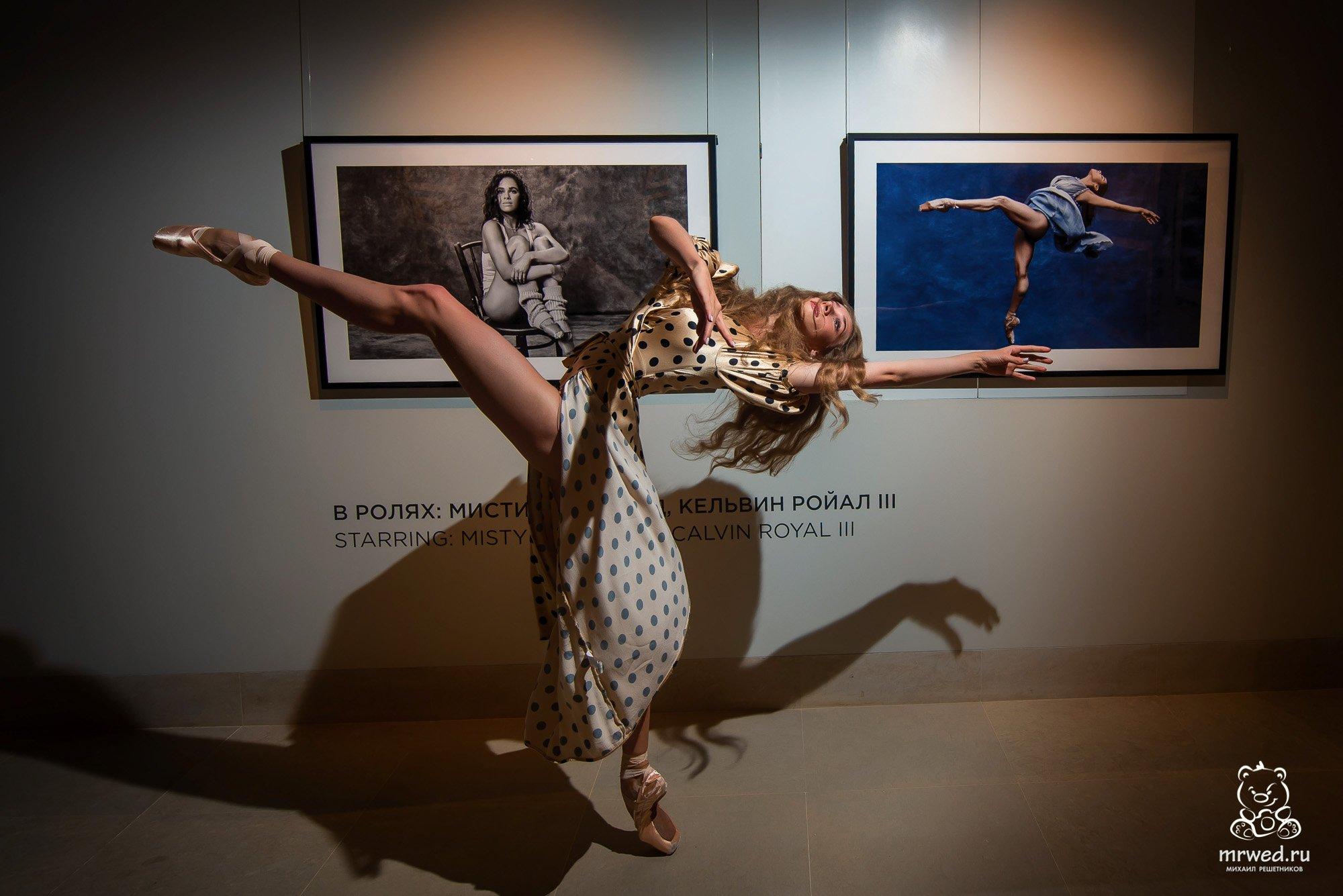 балерина, выставка, Новосибирск, Михаил Решетников, Решетников Михаил