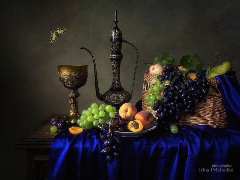 Натюрморт с фруктами в стиле барокко Ирина Приходько