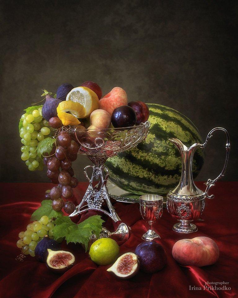 Натюрморт с инжиром Ирина Приходько